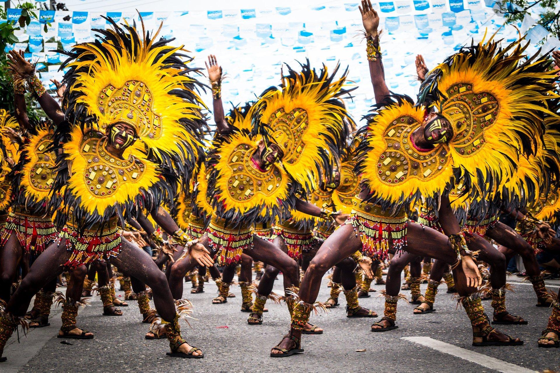 Dinagyang Festival in Philippines - Best Season 2020
