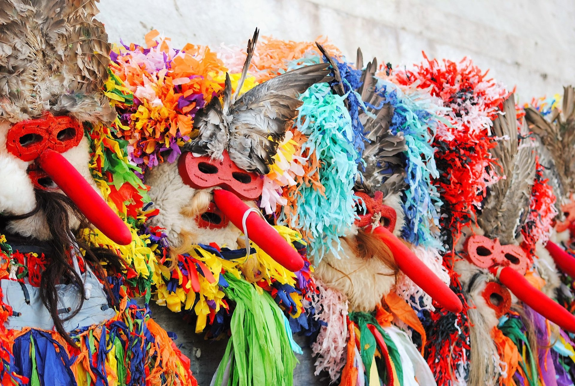 Best time to see Festival of Iberian Mask (Festival Internacional da Mascára Ibérica FIMI) in Lisbon 2020