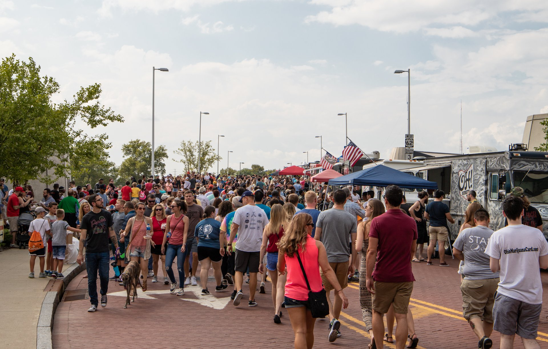 Columbus Food Truck Festival in Ohio - Best Season 2020