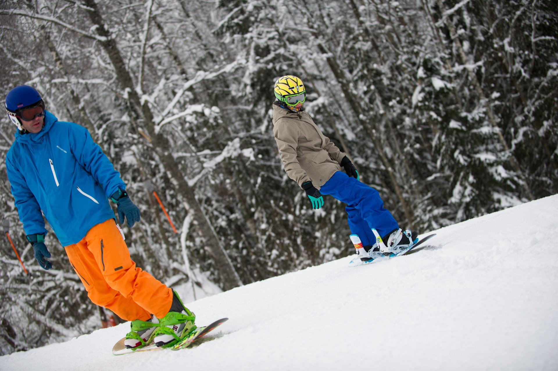 Skiing and Snowboarding in Estonia - Best Season 2020