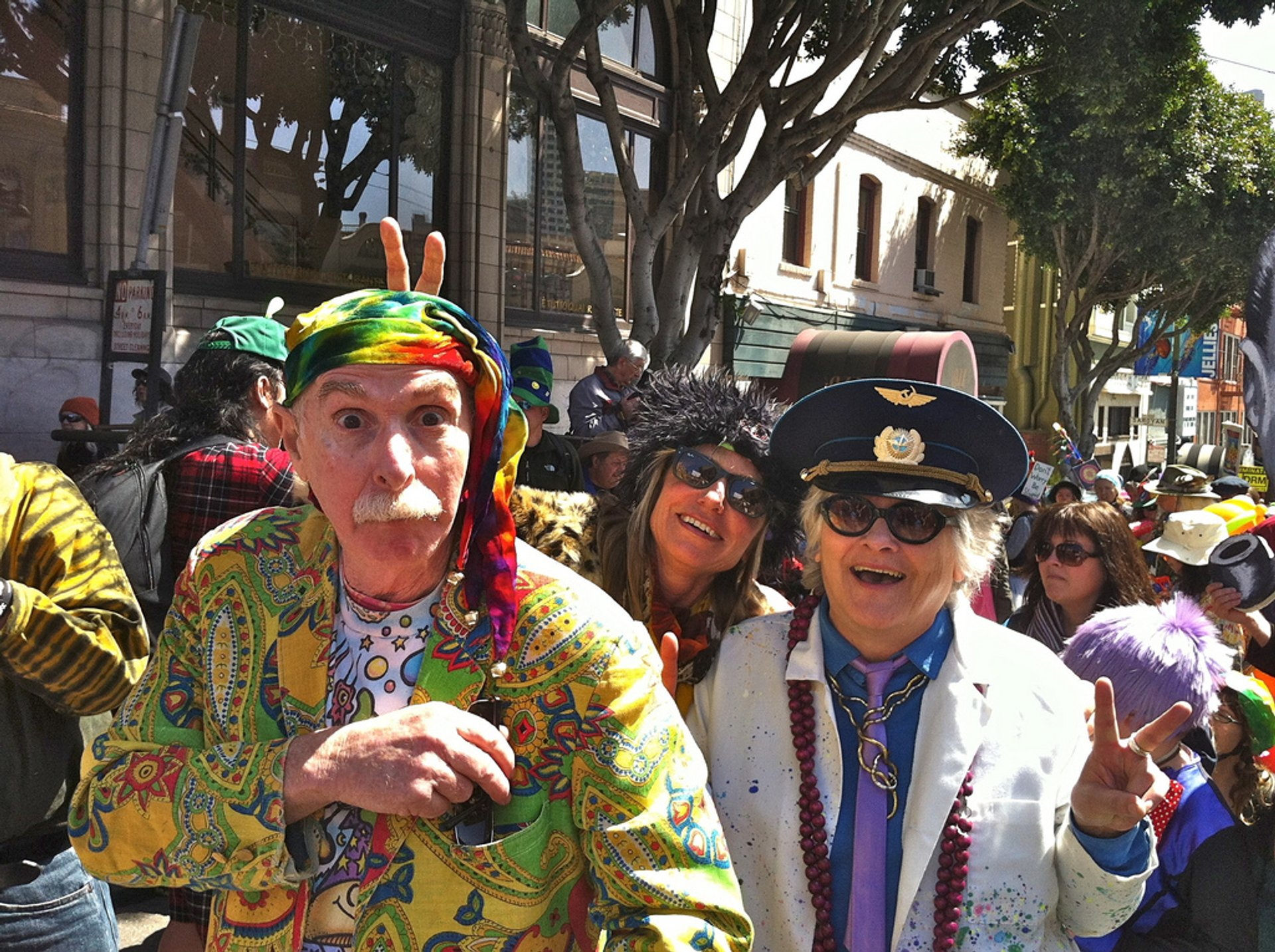 St. Stupid's Day Parade in San Francisco 2020 - Best Time