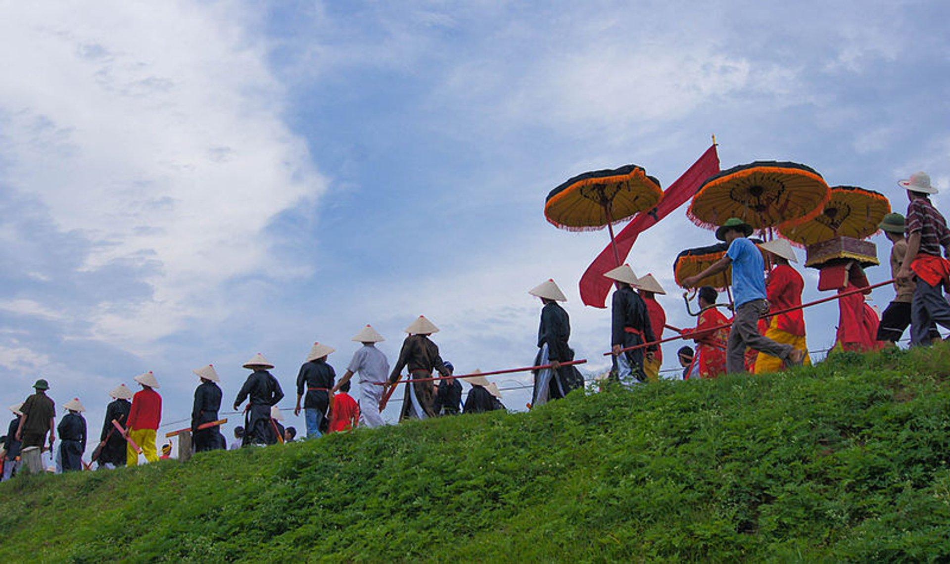 Giong Festival in Vietnam - Best Season