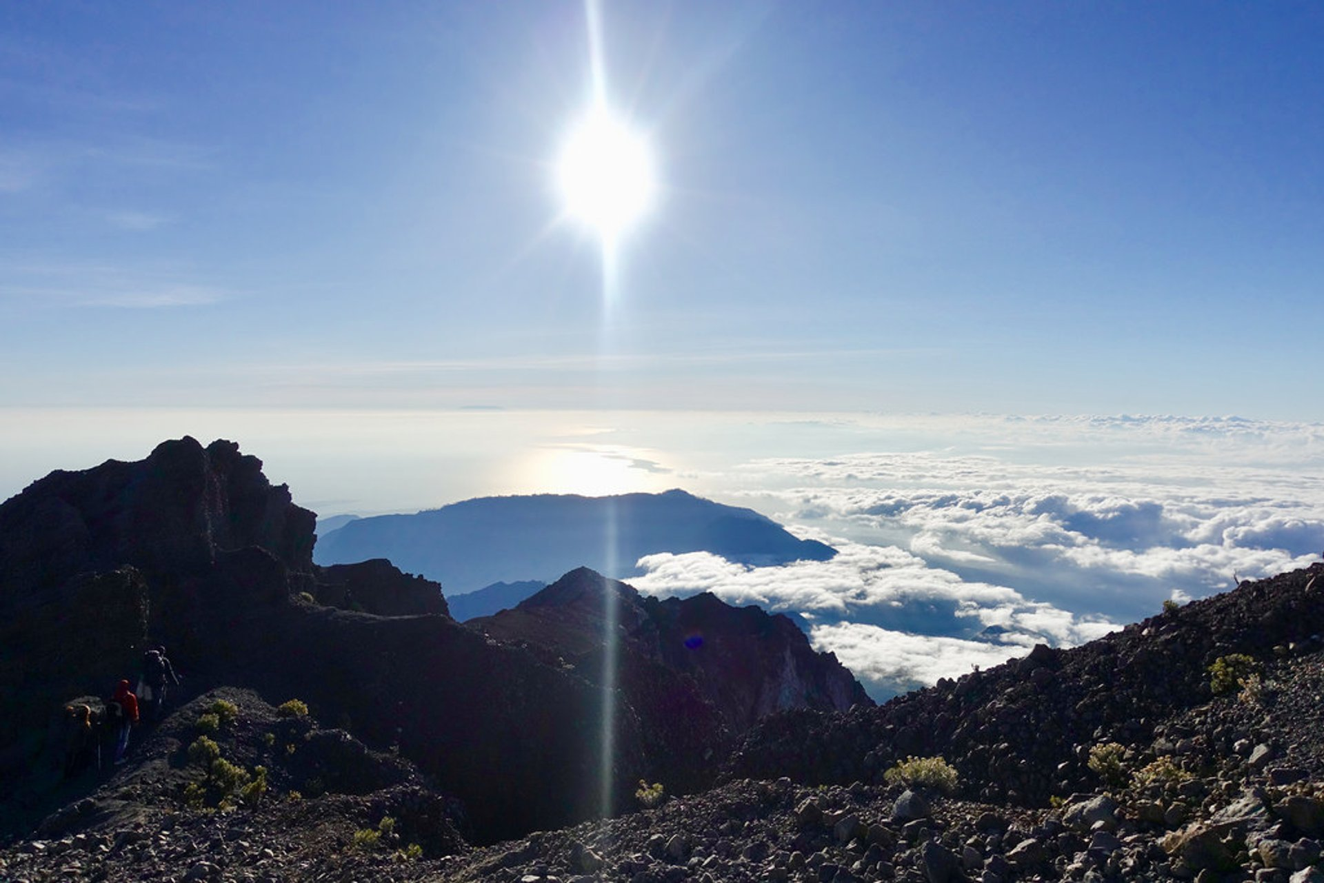 Mount Rinjani National Park in Indonesia - Best Time