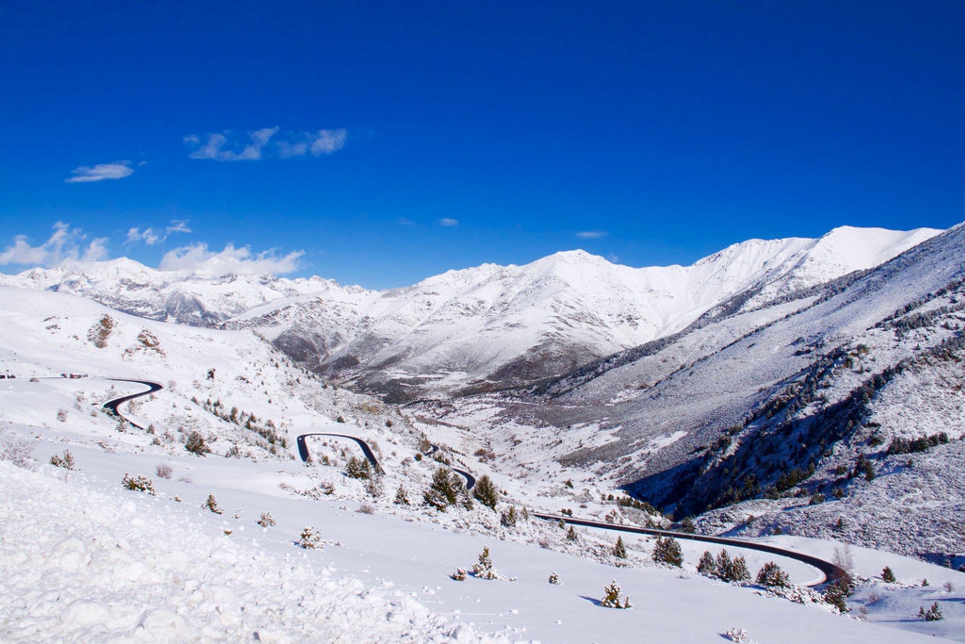 Aigüestortes National Park Winter Activities in Spain - Best Season 2020
