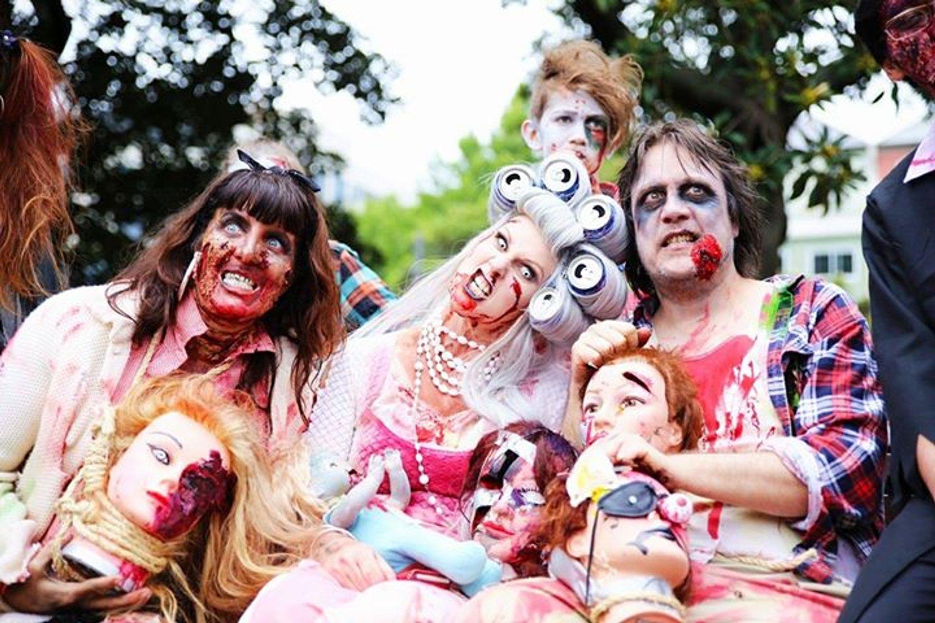Sydney Zombie Walk 2020