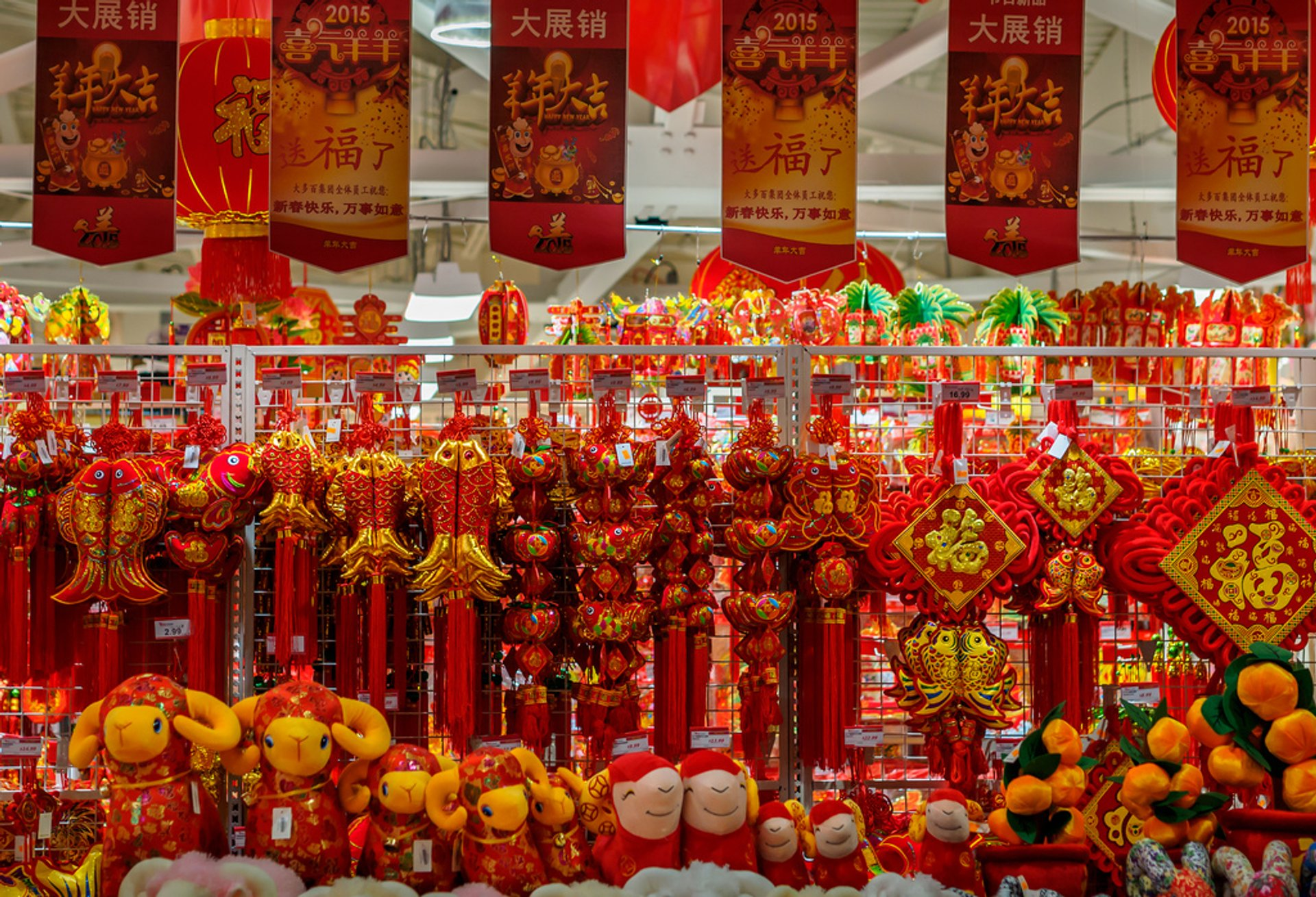 Best time for Chinese New Year in Toronto 2020