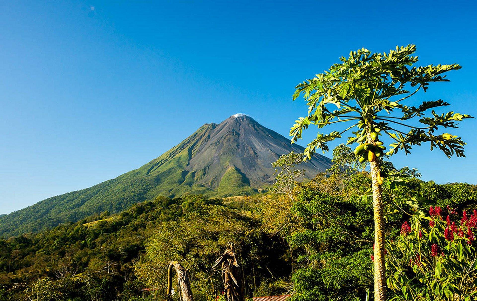Dry Season (Winter) in Costa Rica - Best Season 2020