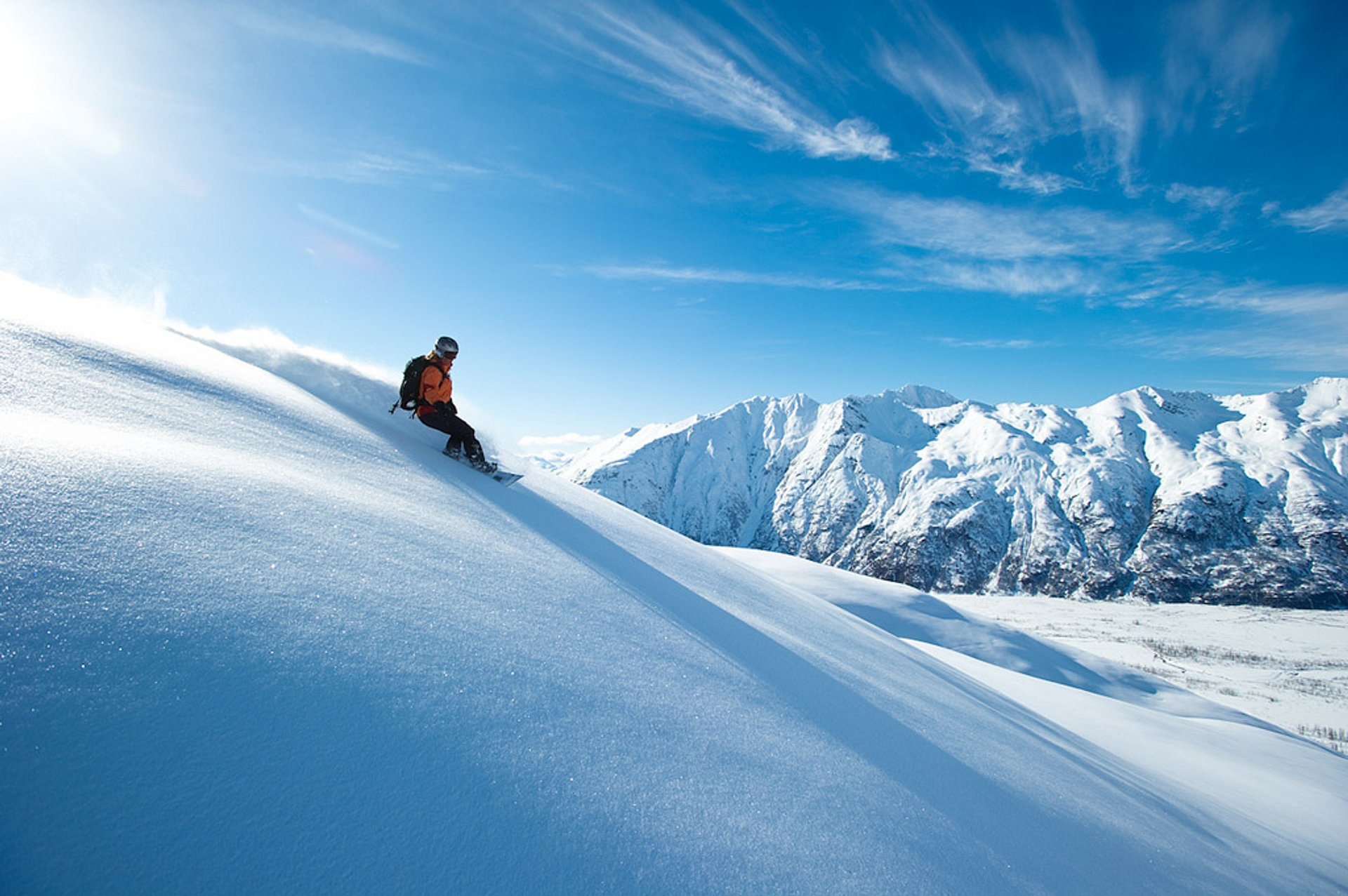 Skiing and Snowboarding in Alaska 2020 - Best Time