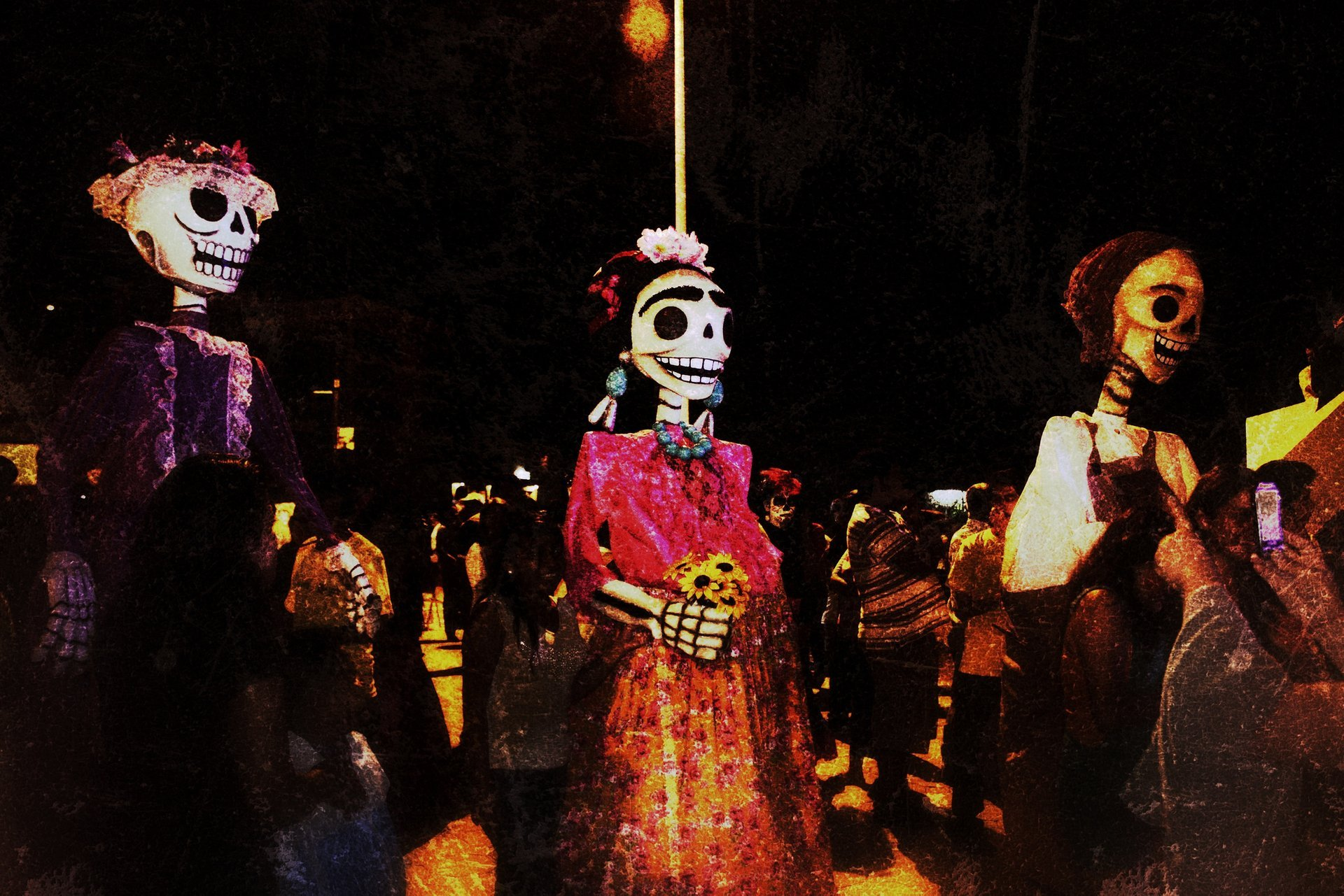 Day of the Dead (Día de los Muertos) in Cancun 2020 - Best Time