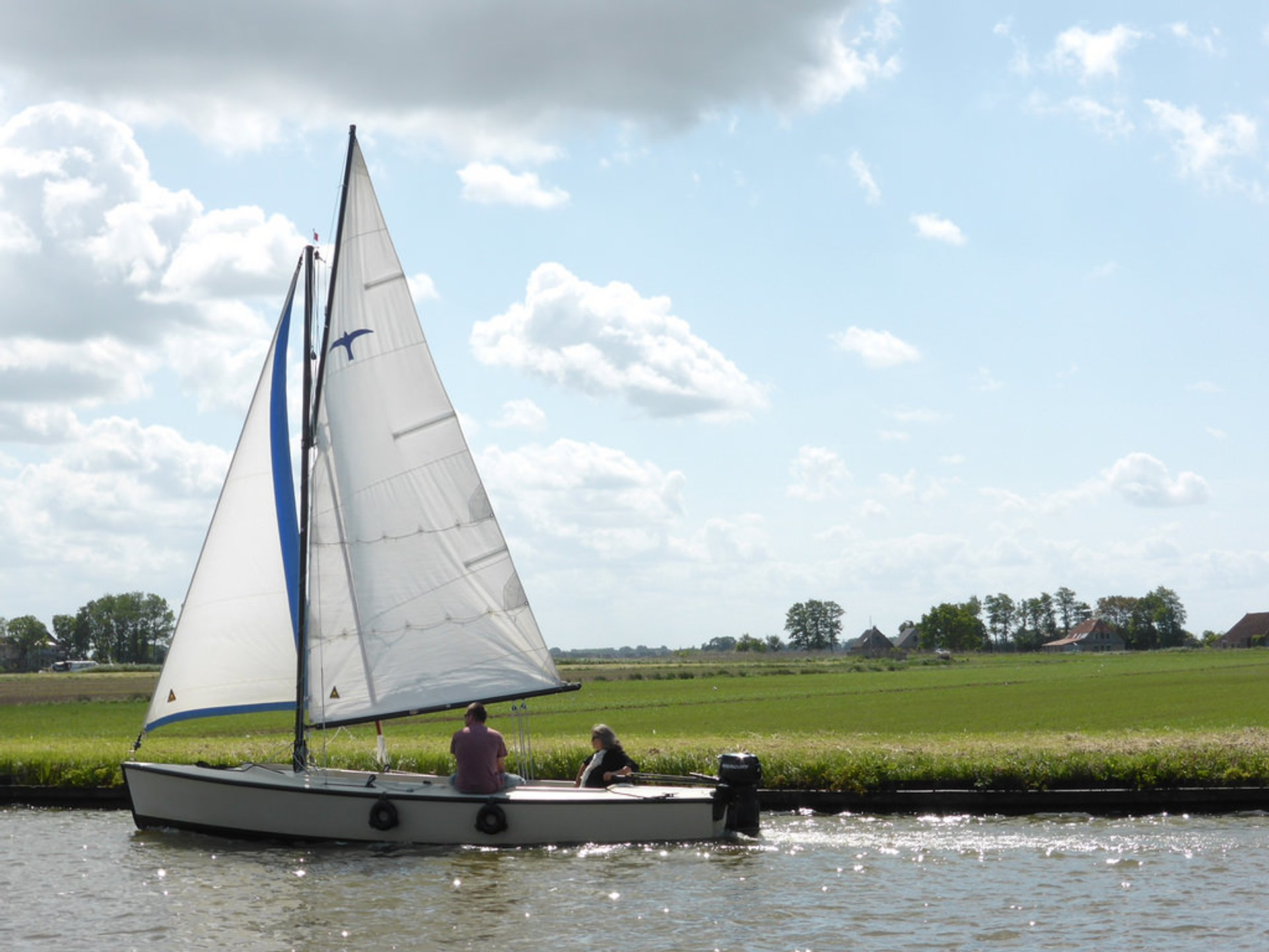 Sailing and Cruising Season in The Netherlands - Best Season 2019