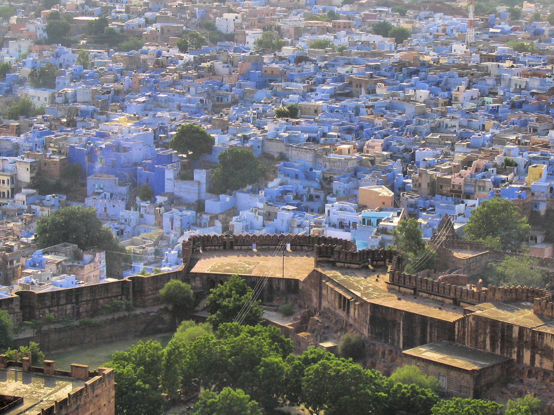 Best time for The Blue City of Jodhpur in India 2020
