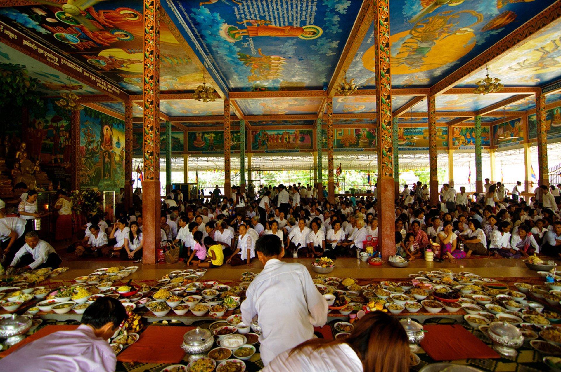 Pchum Ben or Ancestors' Day in Cambodia - Best Season 2020