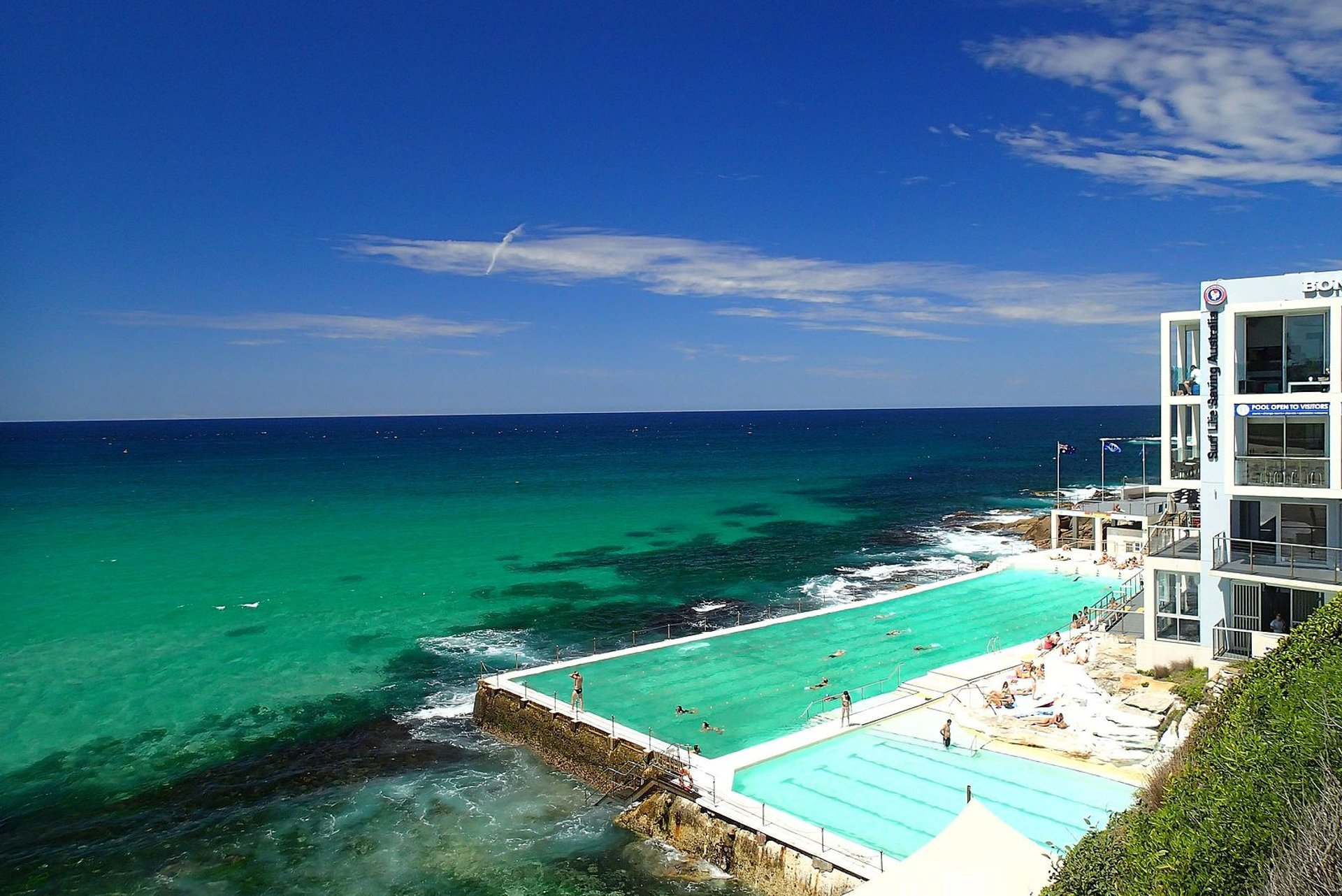 Bondi Icebergs Pool in Sydney 2019 - Best Time