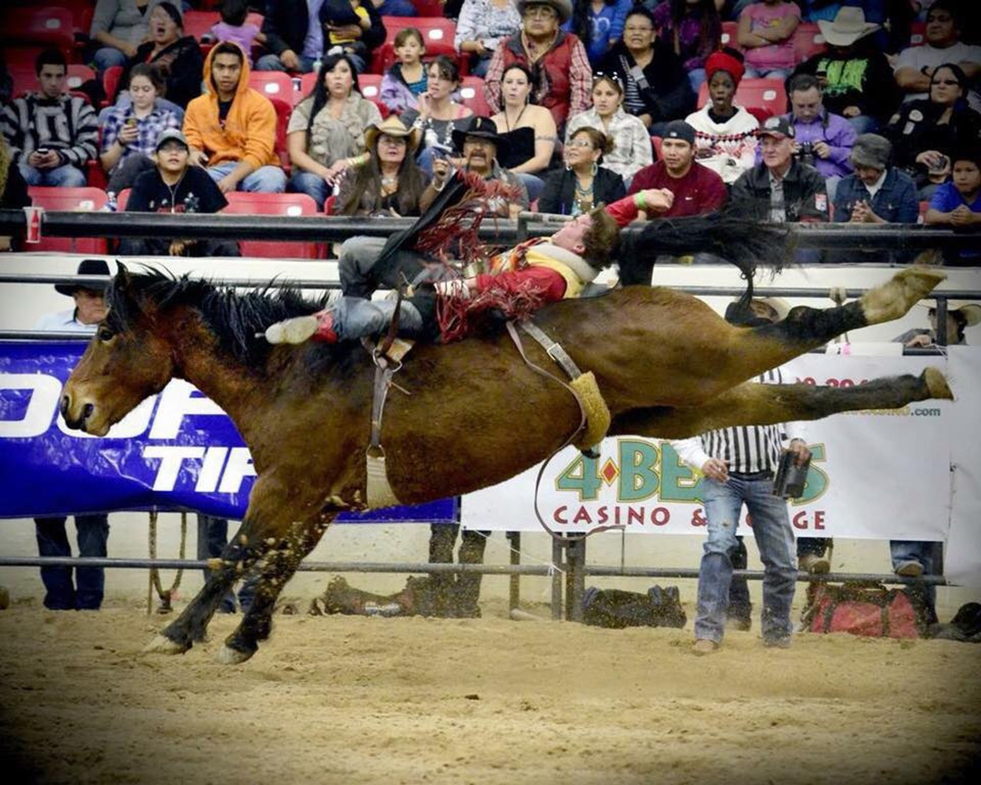 Las Vegas Rodeo >> Indian National Finals Rodeo 2019 In Las Vegas Dates Map