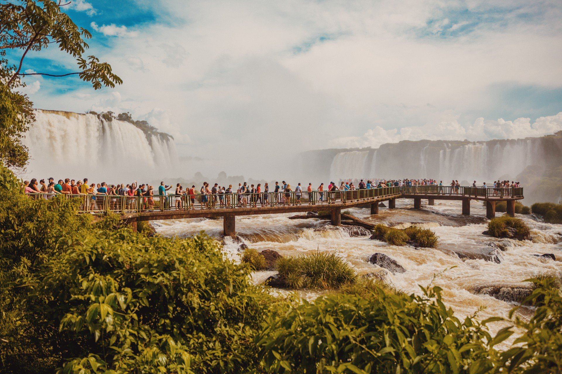 Iguazu Falls in Argentina - Best Season