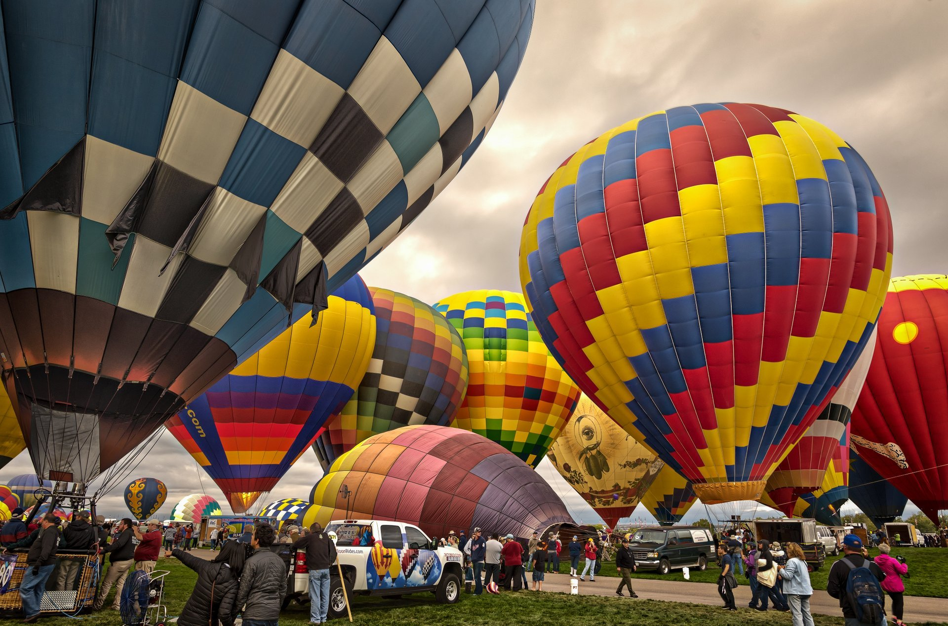 Best time for Albuquerque International Balloon Fiesta 2020