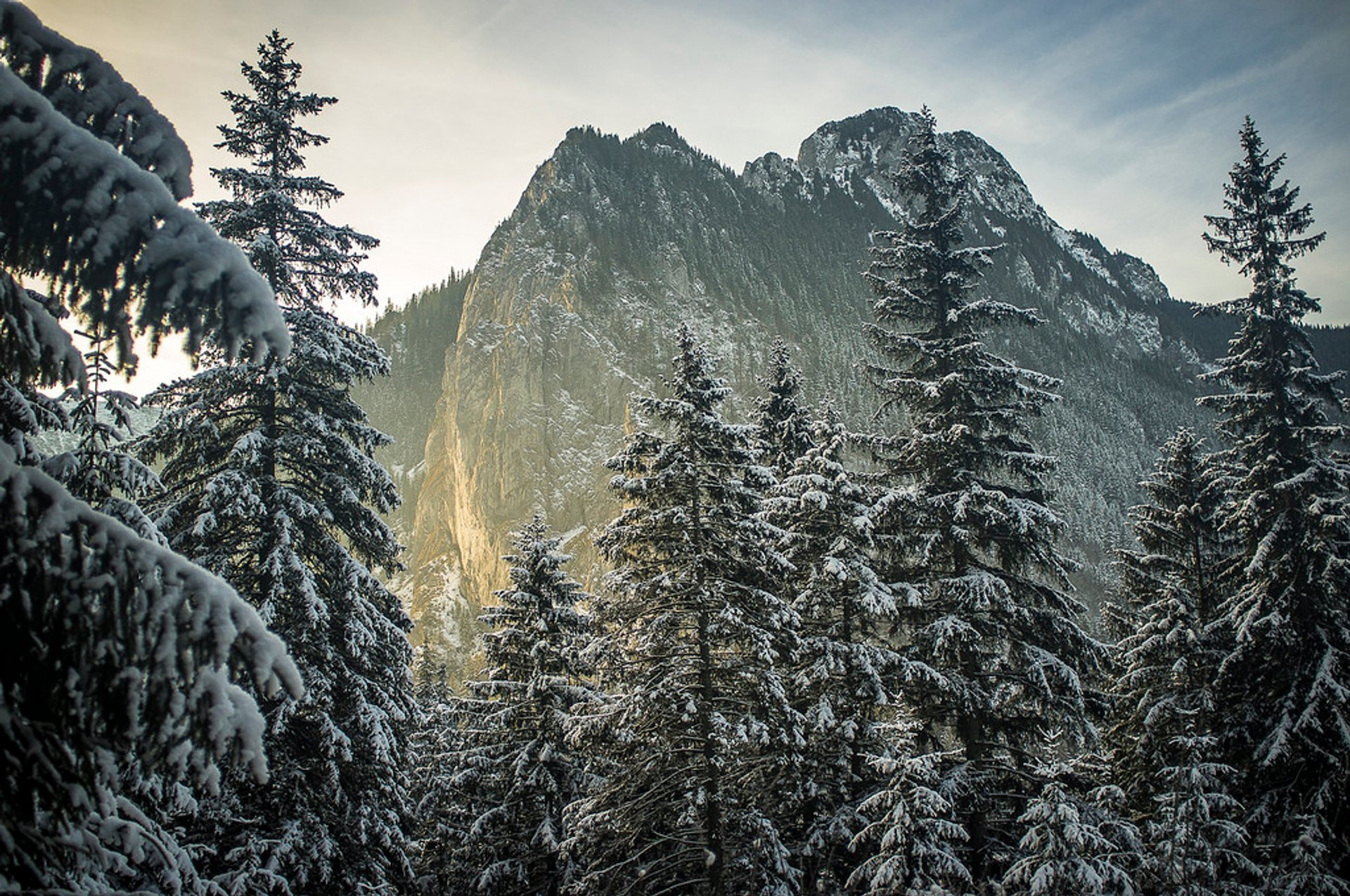 Stunning views of the Tatra Mountains 2020