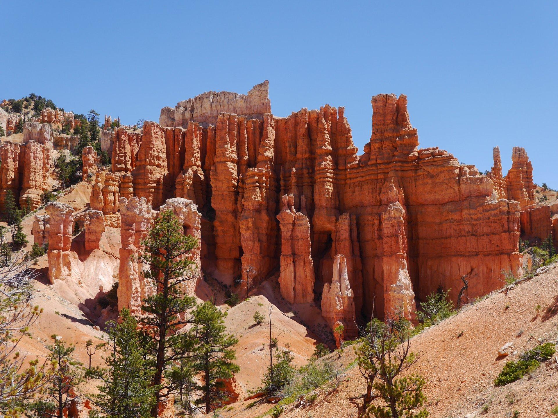 Bryce Canyon in Utah - Best Season 2020