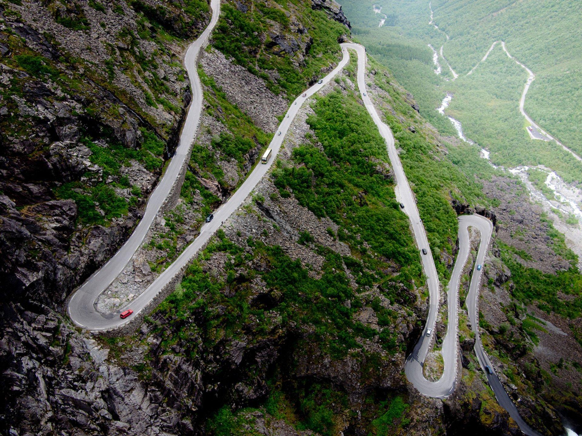 Trollstigen—the Troll's Road in Norway 2019 - Best Time