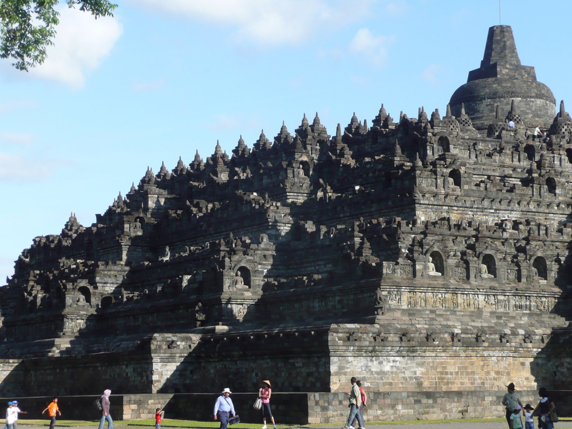 Borobudur in Java - Best Season 2019