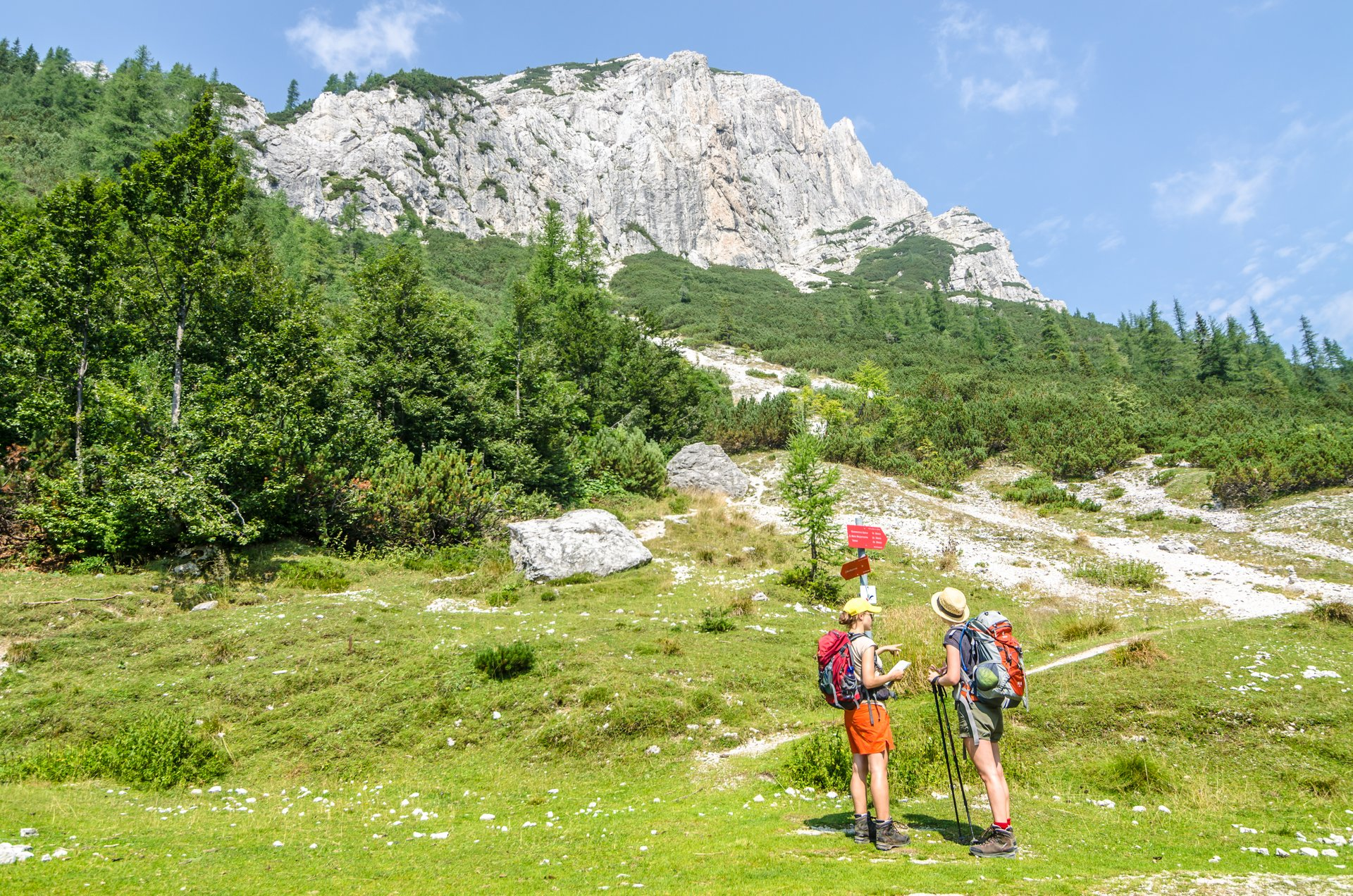 Hiking in Slovenia 2019 - Best Time