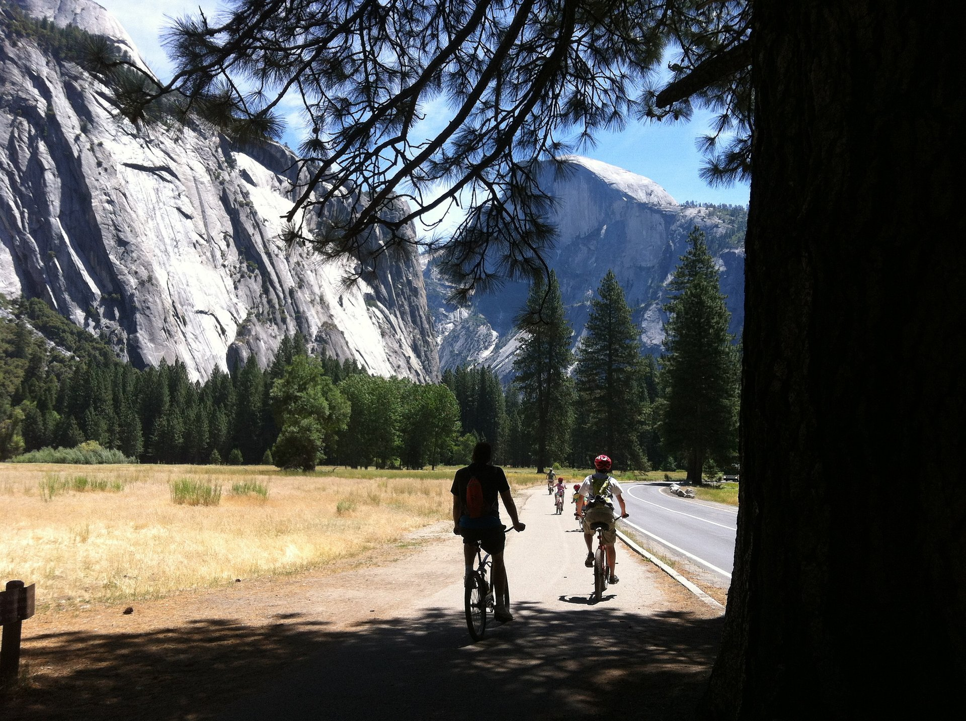 Best time for Cycling in Yosemite Valley in Yosemite 2020