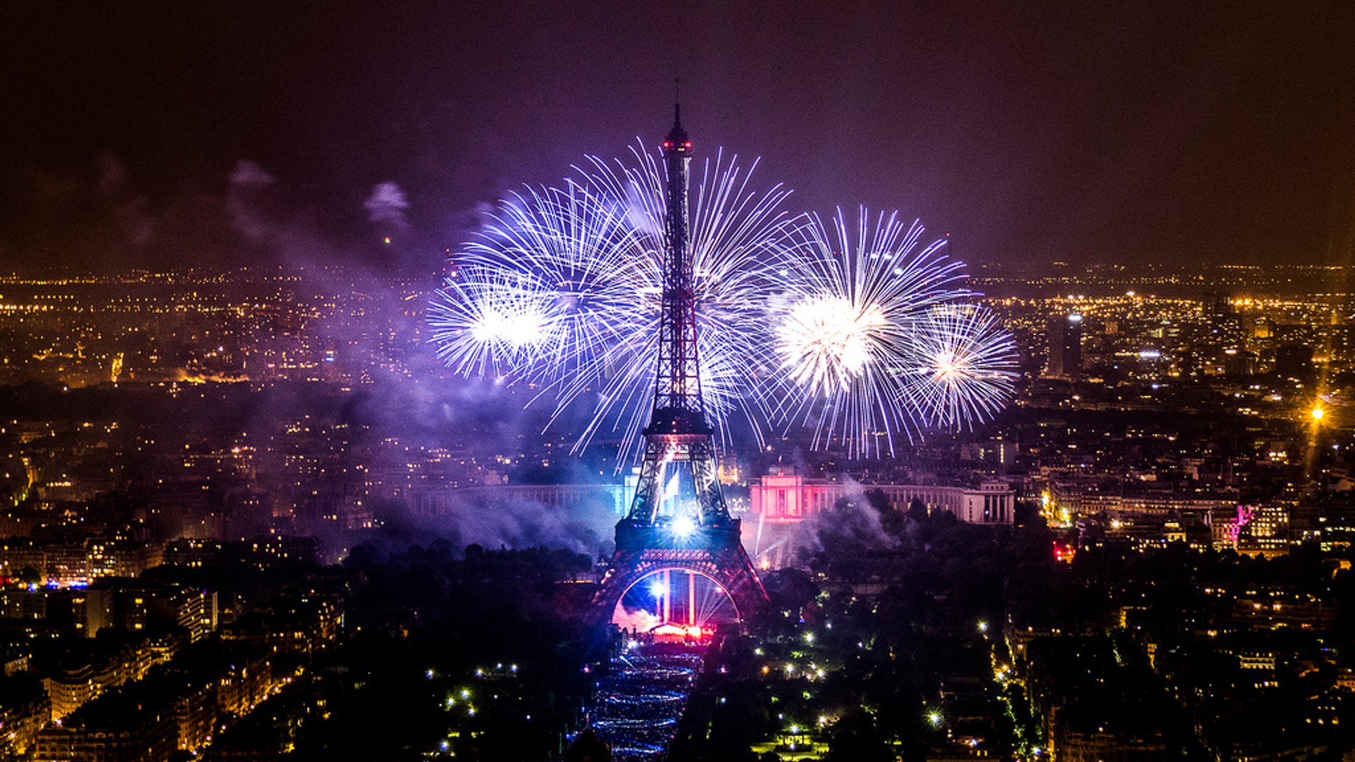 Bastille Day or La Fête Nationale in Paris 2020 - Best Time