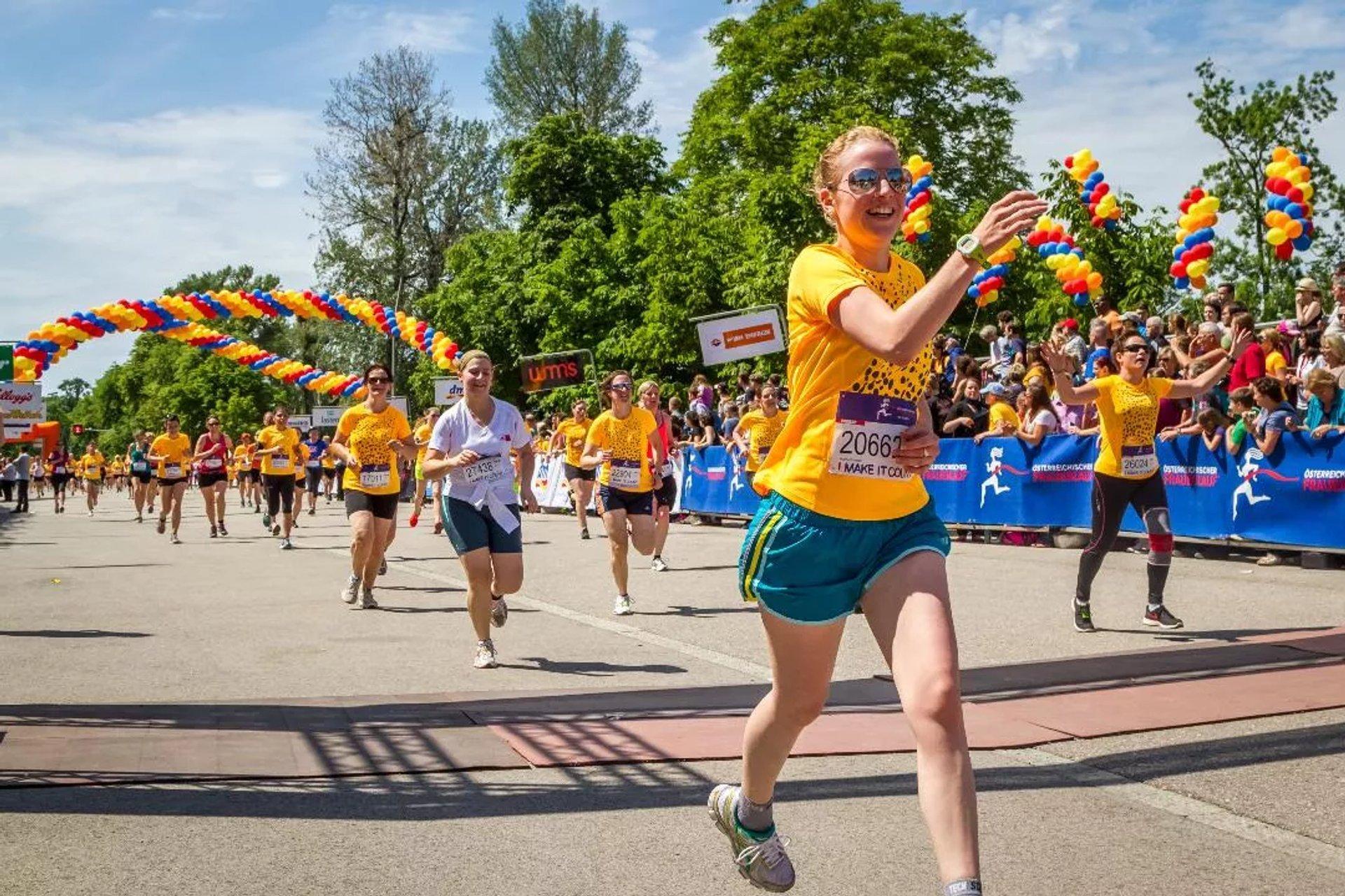Austrian Women's Run (Österreichischer Frauenlauf) in Vienna - Best Season 2020