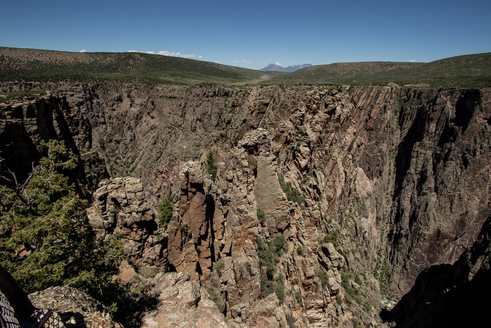 Best time for Black Canyon of the Gunnison National Park in Colorado 2020
