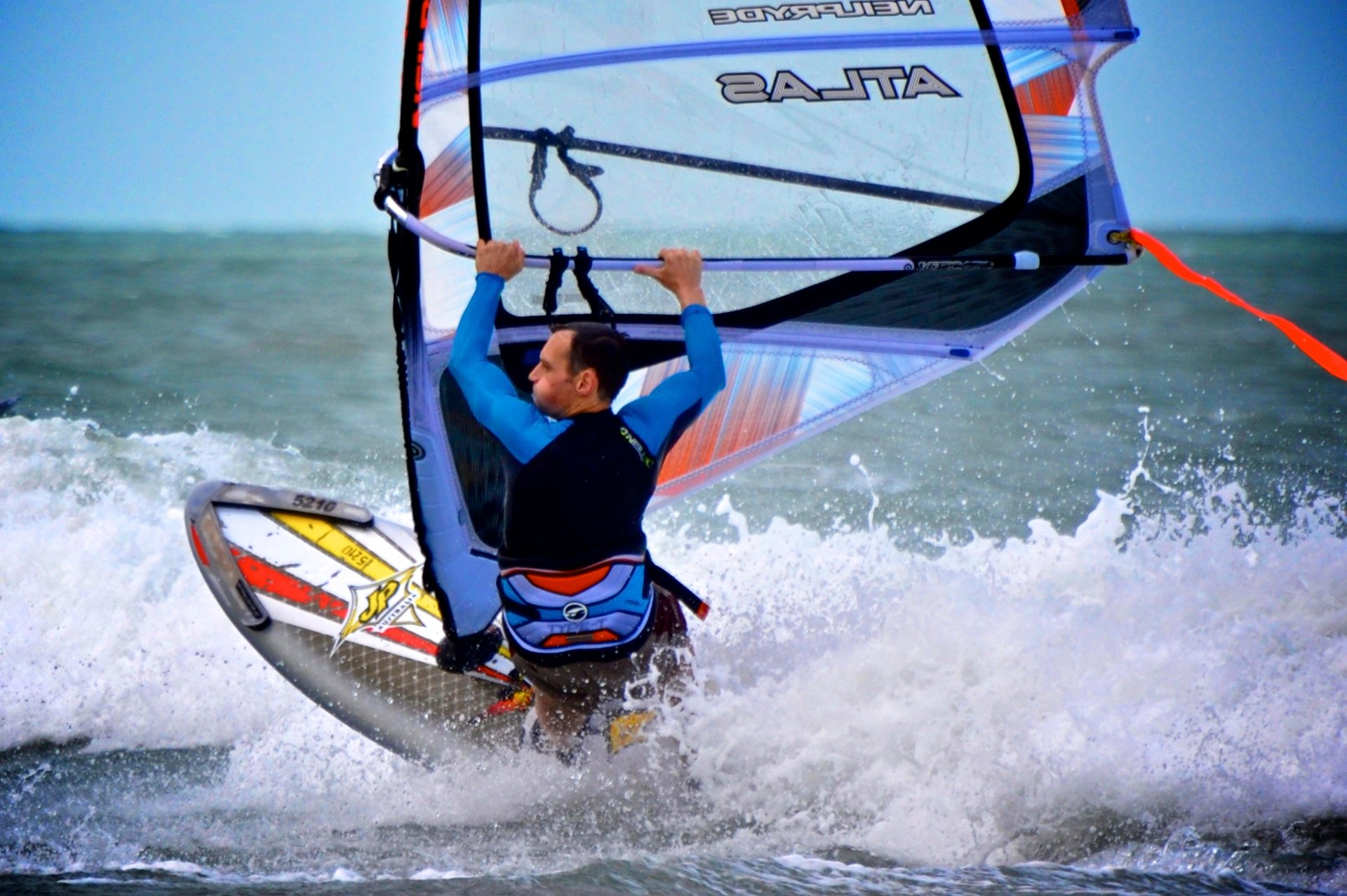 Kitesurfing and Windsurfing in Brazil - Best Season 2020