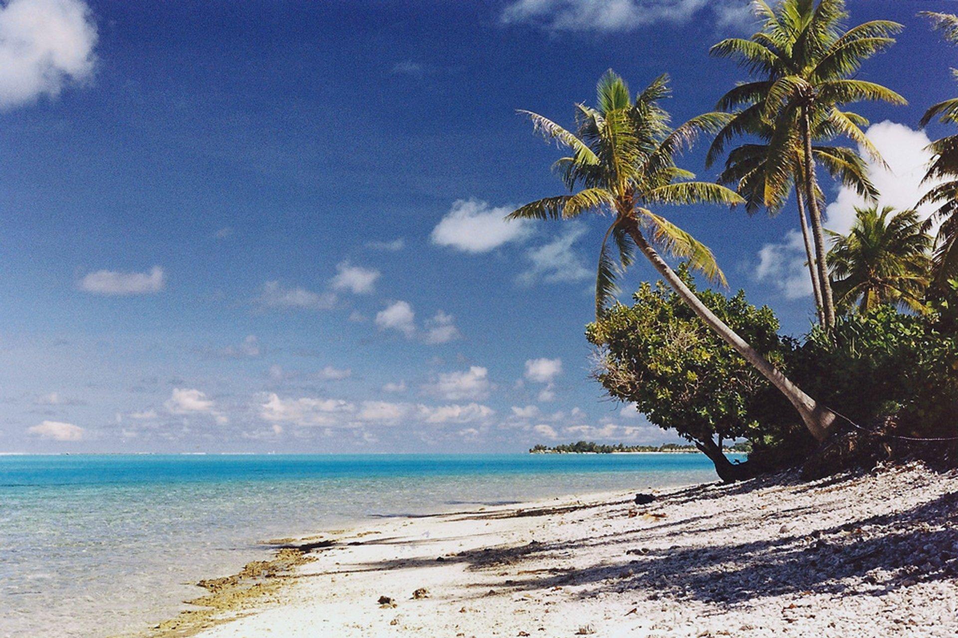 Winter: Dry Season in Bora Bora 2019 - Best Time