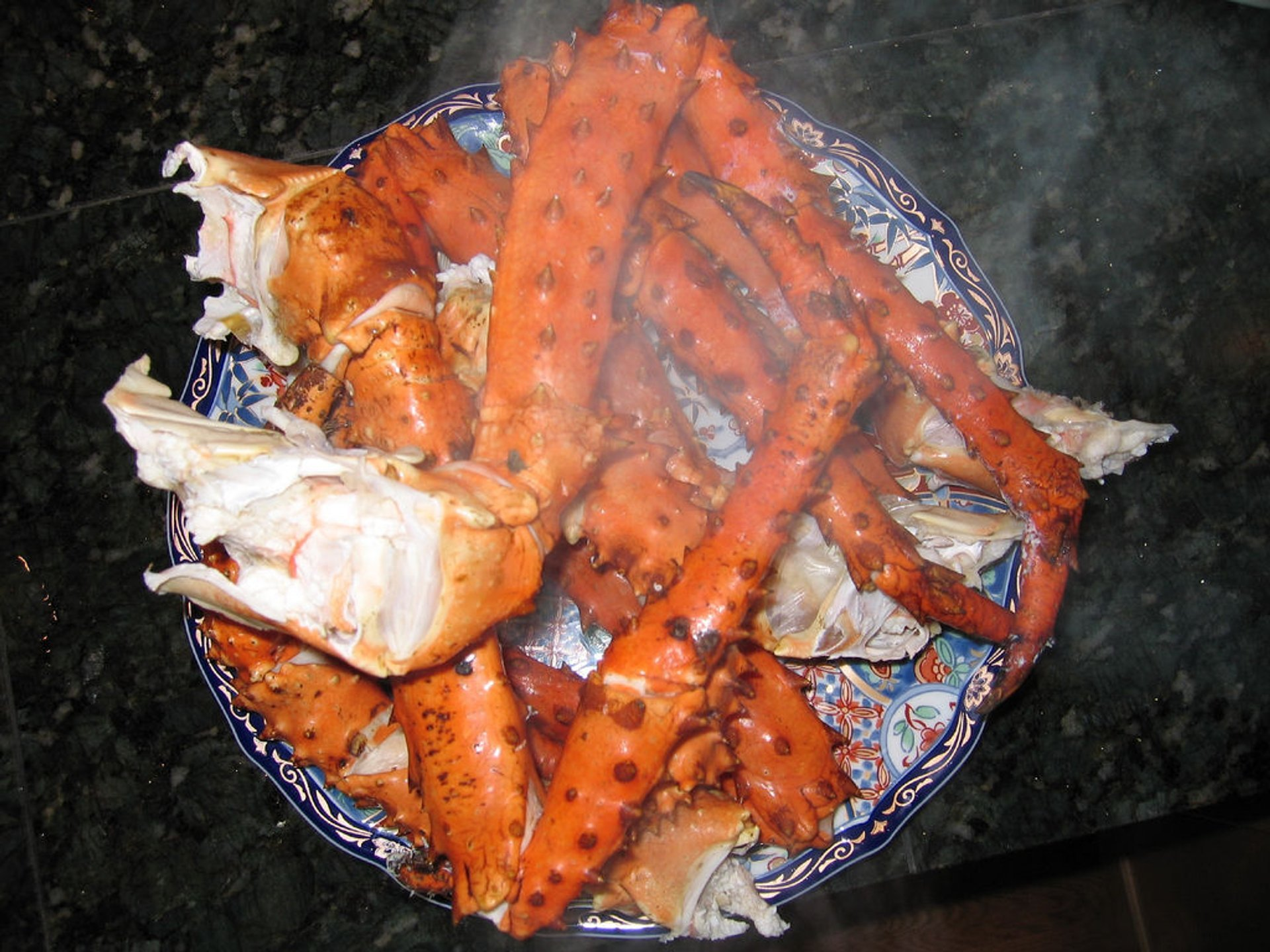 Alaskan King Crab Season in Vancouver - Best Time