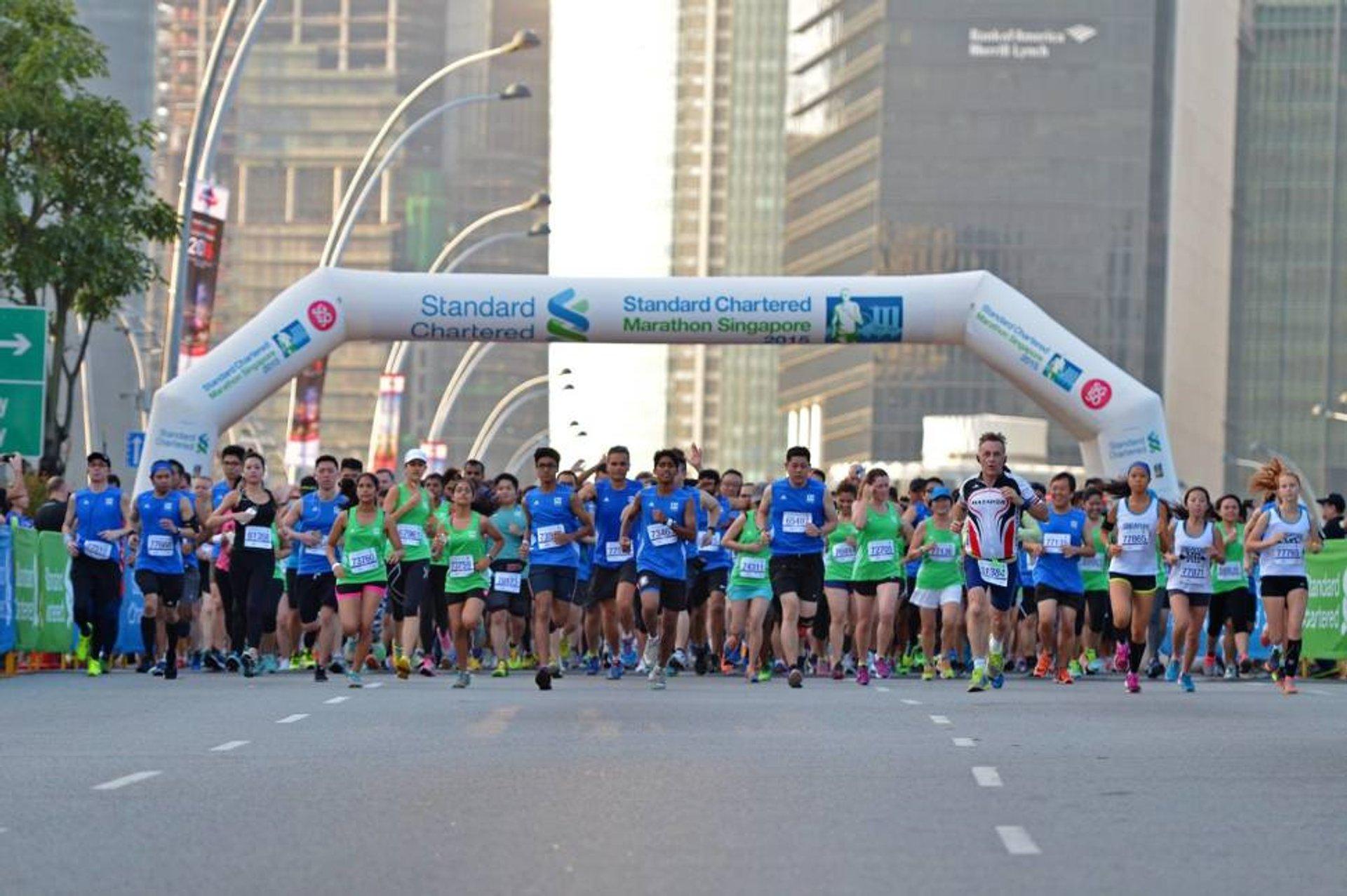 Standard Chartered Marathon Singapore in Singapore - Best Season 2019