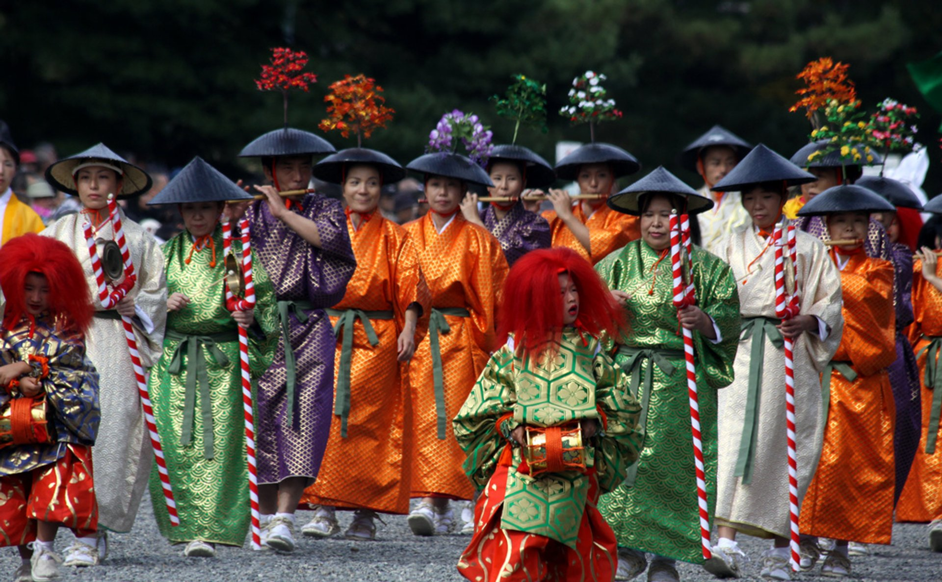 Jidai Matsuri (Festival) in Kyoto 2020 - Best Time