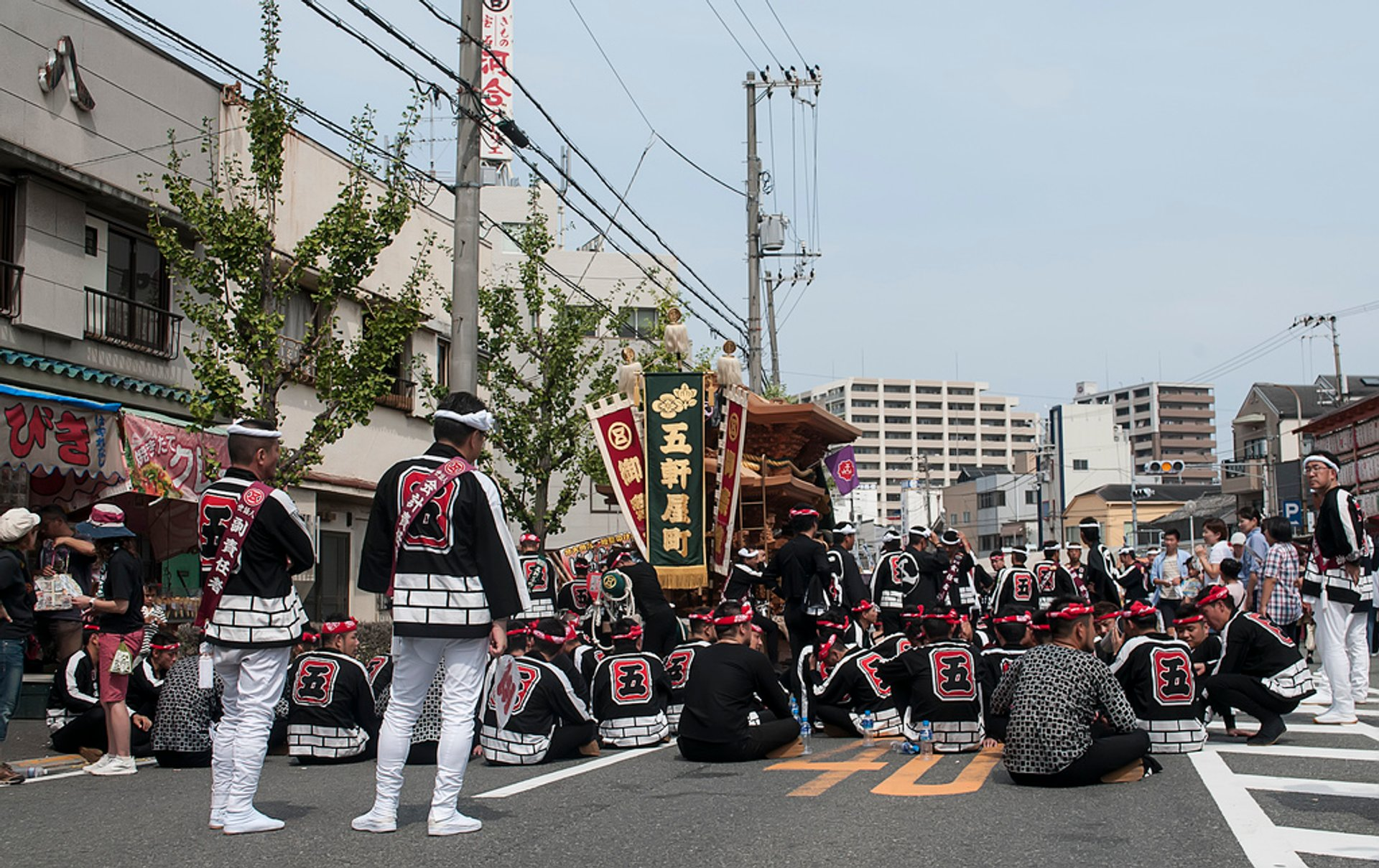 Best time for Kishiwada Danjiri Matsuri in Japan 2020