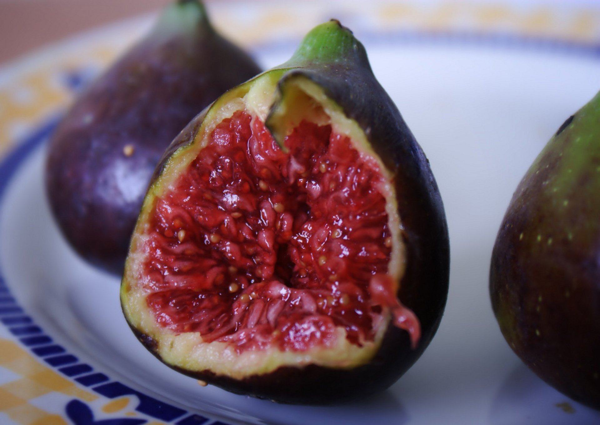 Figs: Farkizzan and Common Fig in Malta - Best Season 2020