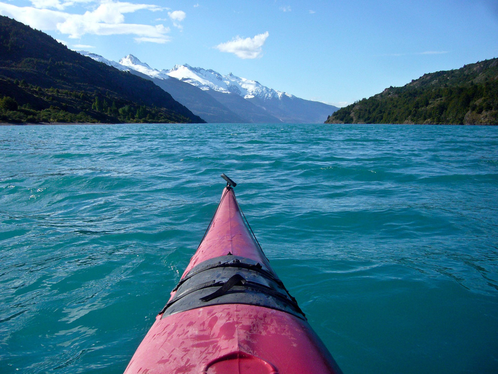 Kayaking and Canoeing in Chile 2020 - Best Time