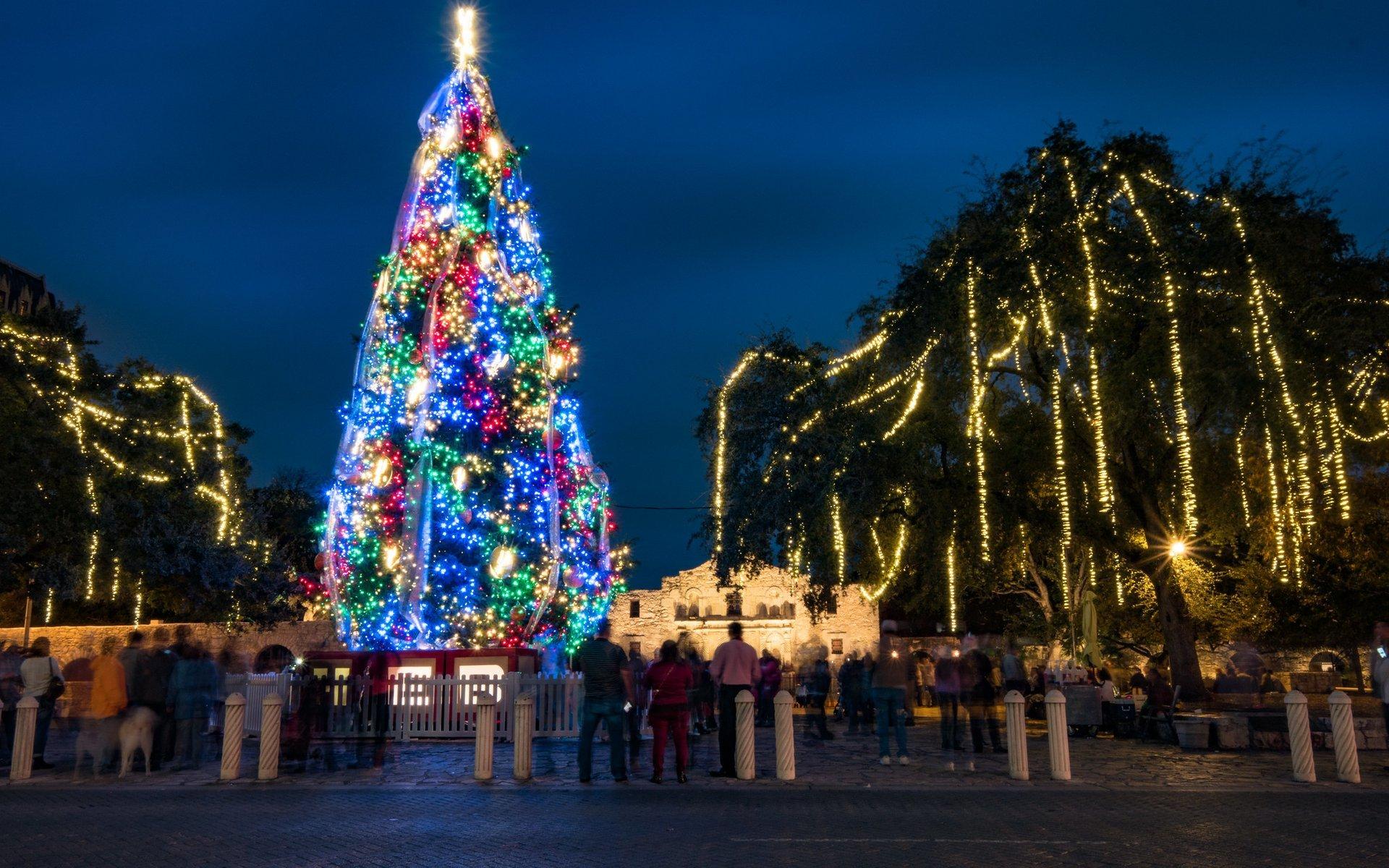 Christmas Light 2021 San Antonio