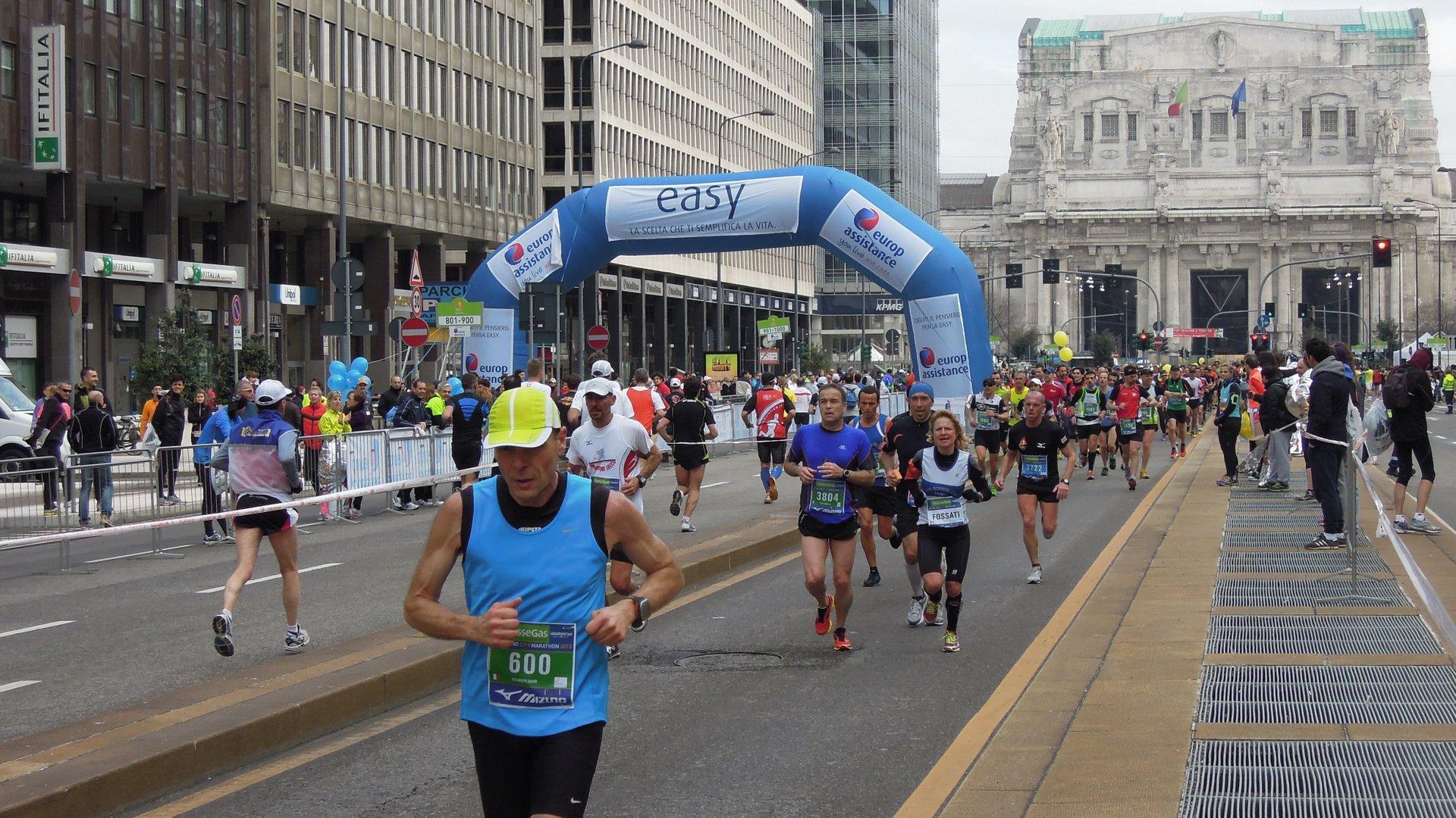 Milano Marathon in Milan 2020 - Best Time