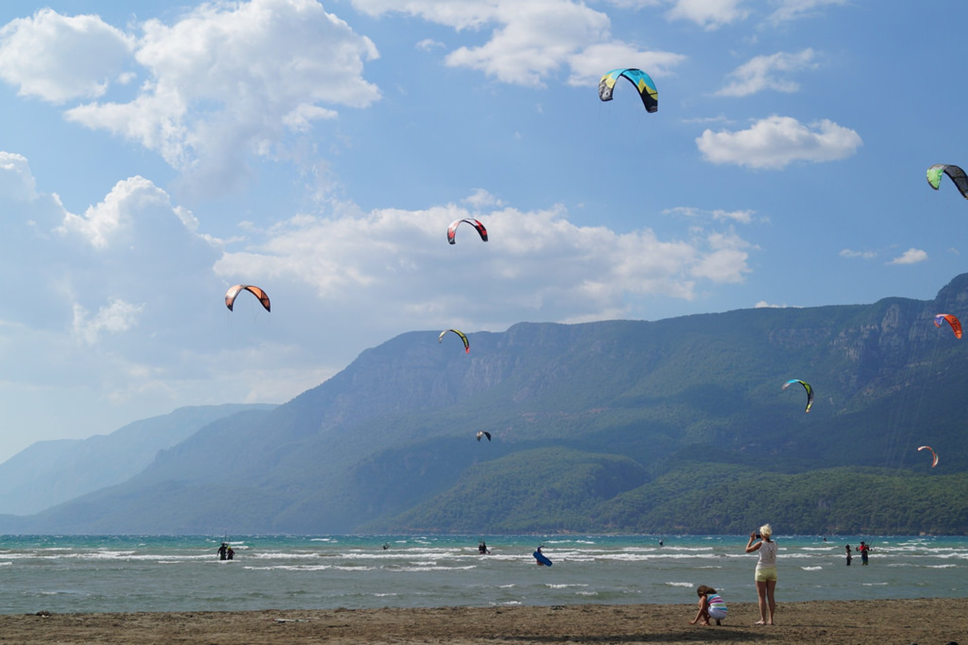Kiteboarding in Turkey - Best Time