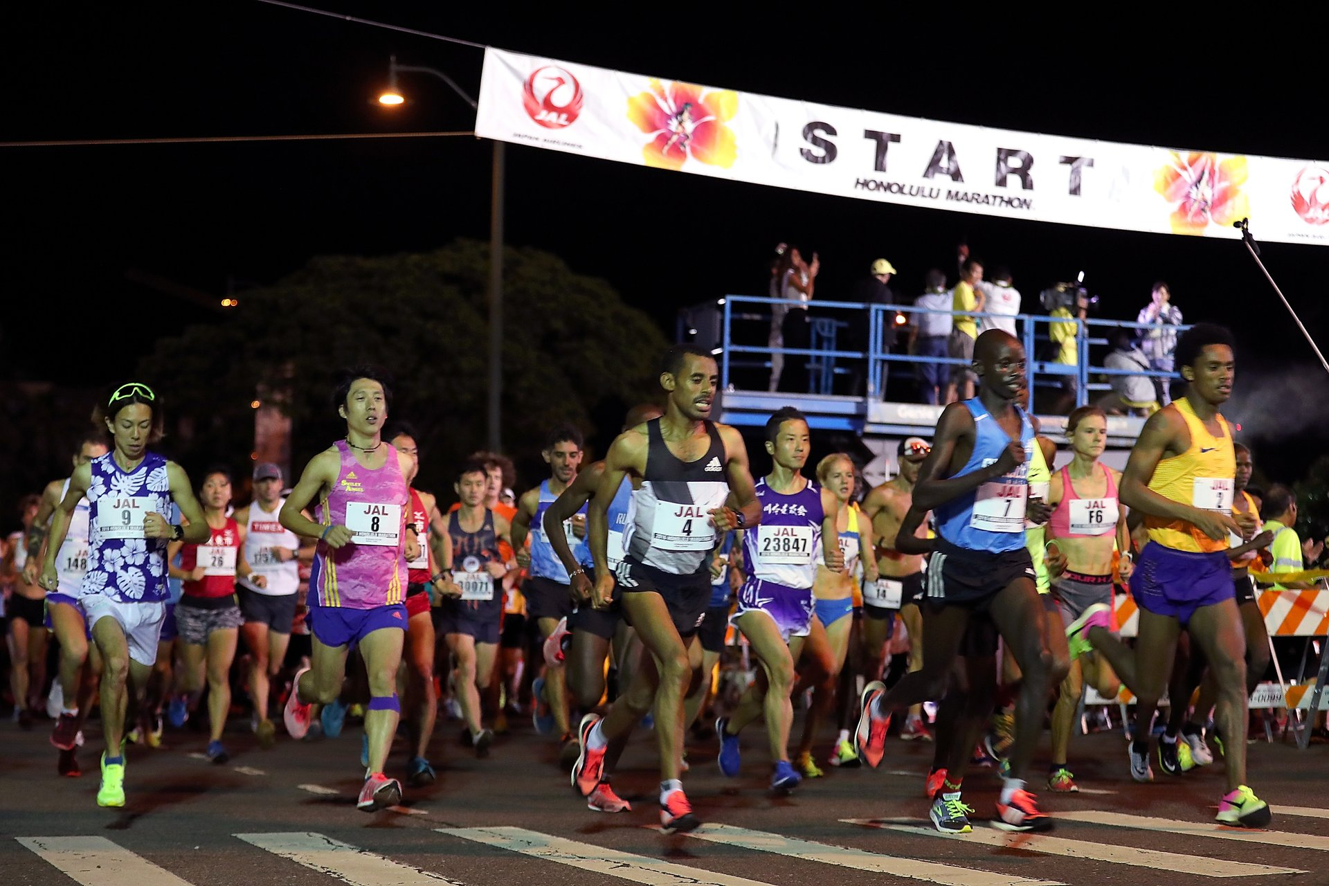 Honolulu Marathon in Hawaii - Best Season 2020