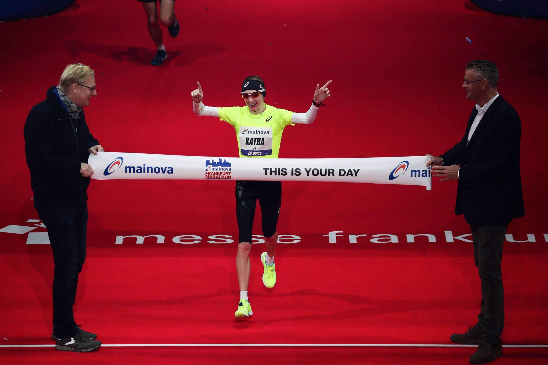 Best time to see Frankfurt Marathon 2020