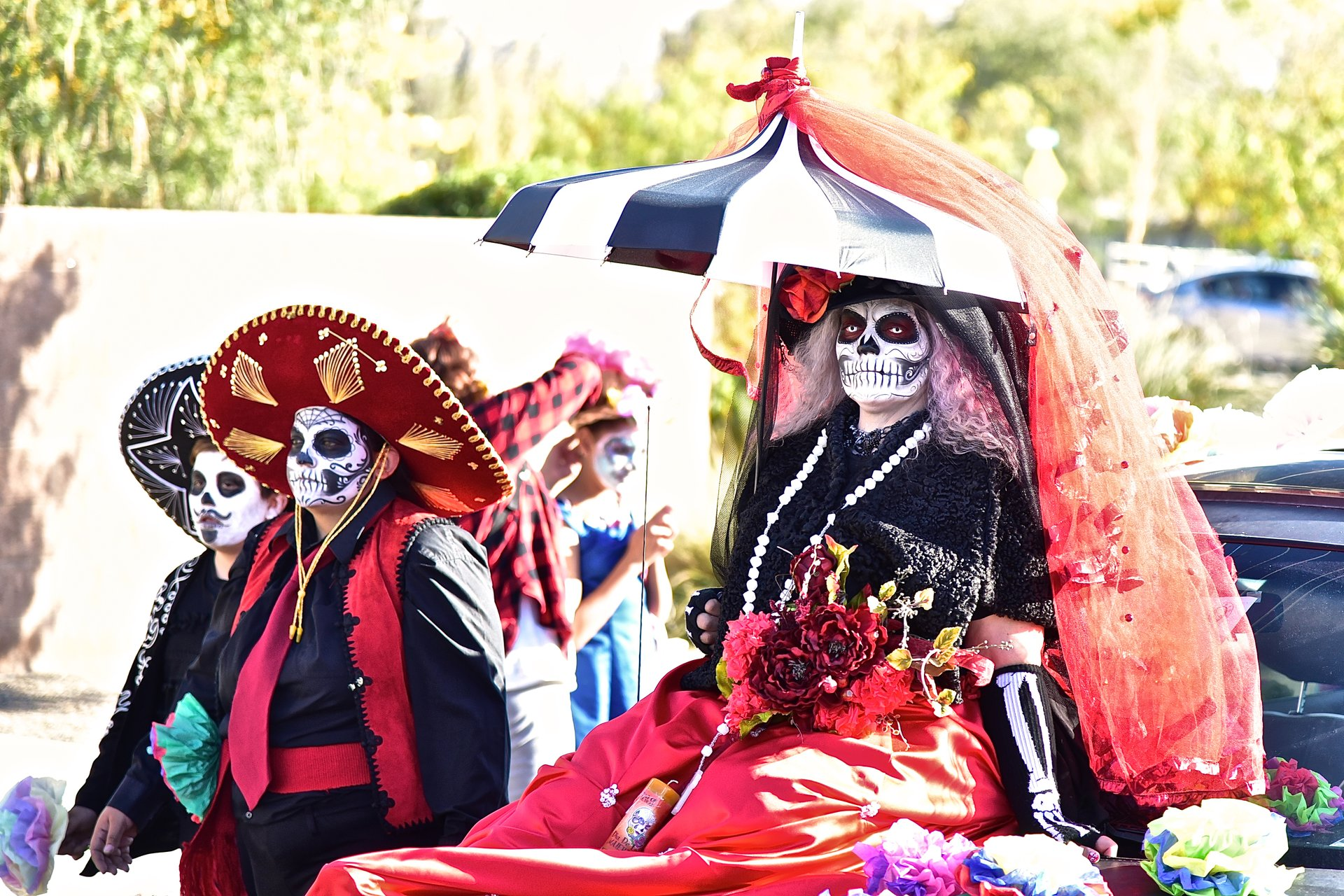Best time for Día de los Muertos or Day of the Dead