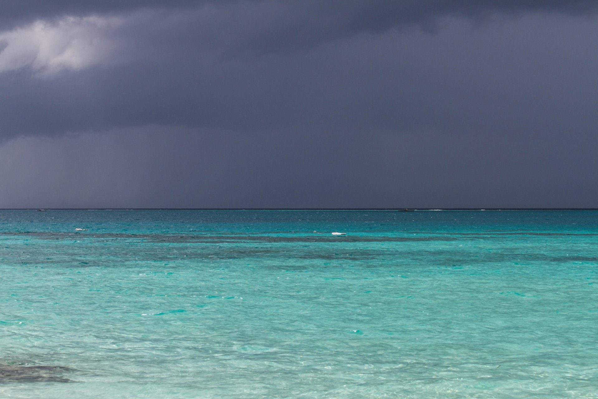 Wet Season (Southwest Monsoon) in Maldives - Best Season