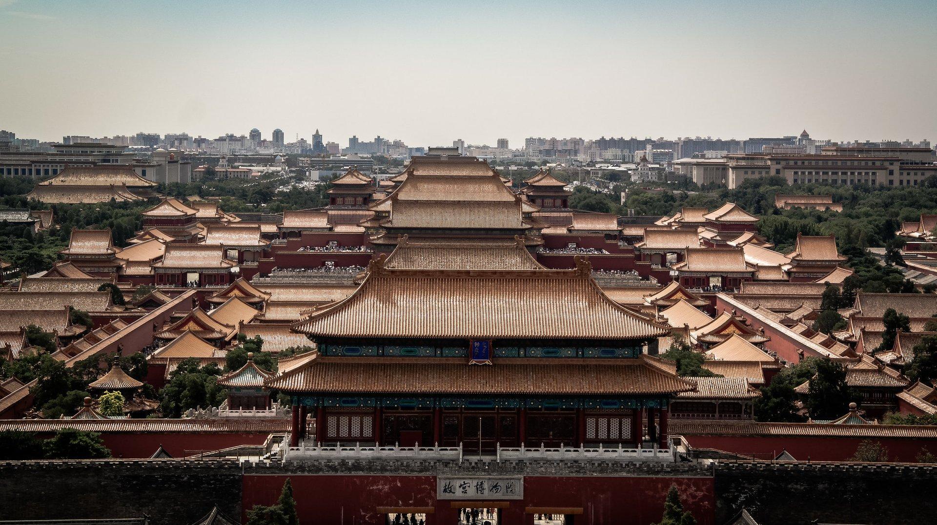 The Forbidden City in Beijing - Best Season 2020