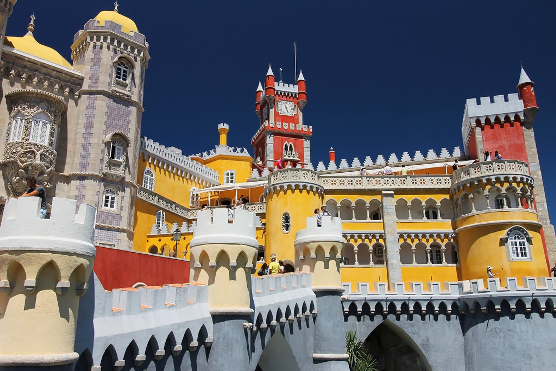 Pena Palace 2019