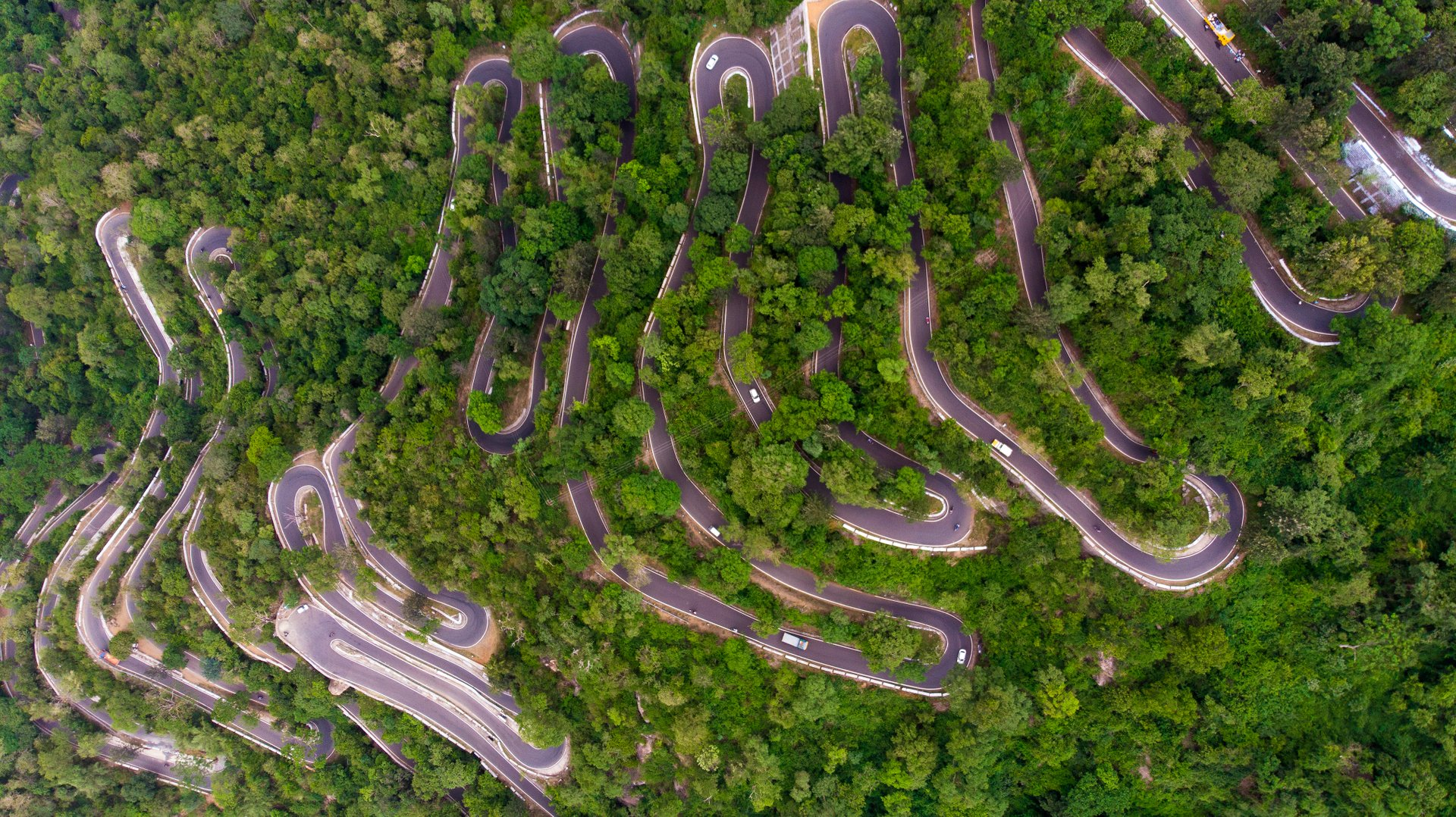 Kolli Hills Road in India 2019 - Best Time
