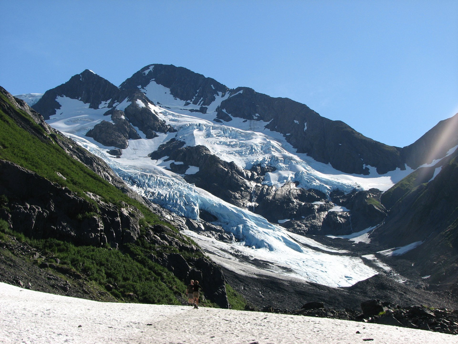 Byron Glacier in Alaska - Best Season 2020