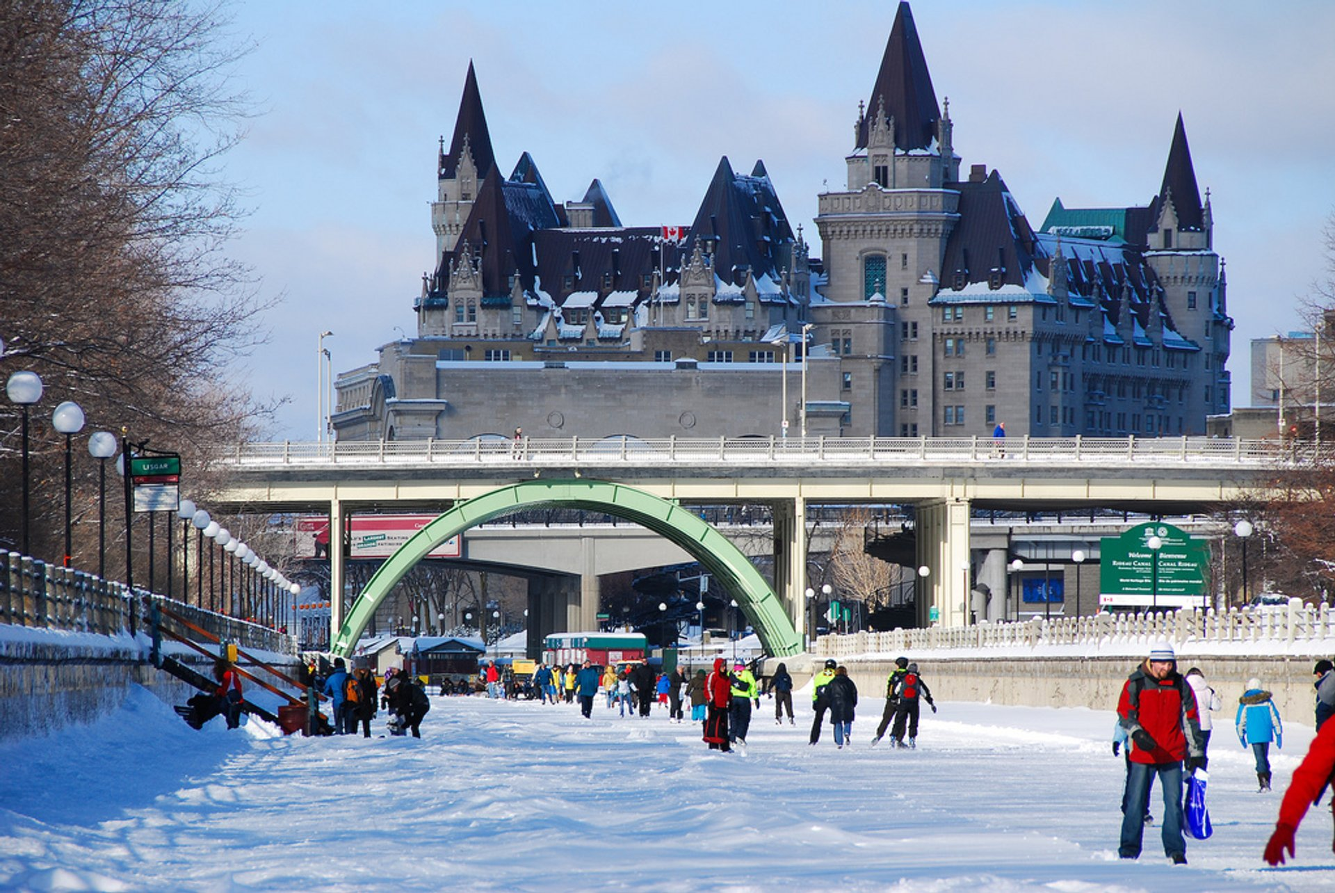Rideau Canal Skating Season in Ontario - Best Season 2019