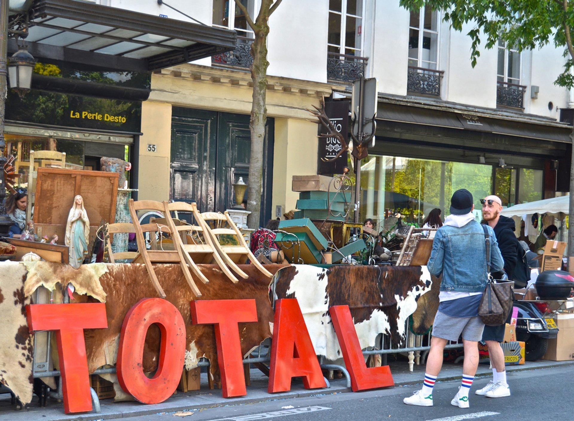 Flea Markets in Paris - Best Season 2020